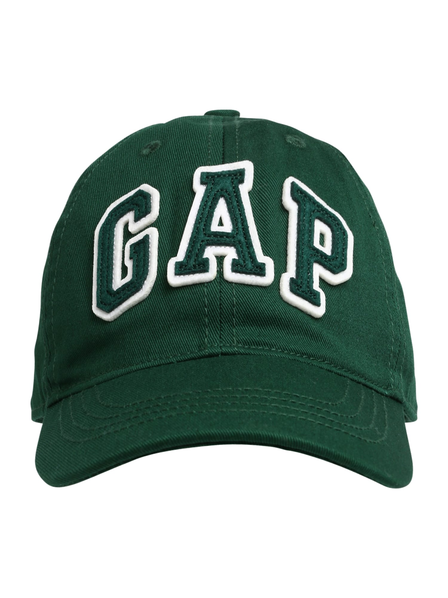 Čepice BLOGOBBH tmavě zelená bílá GAP