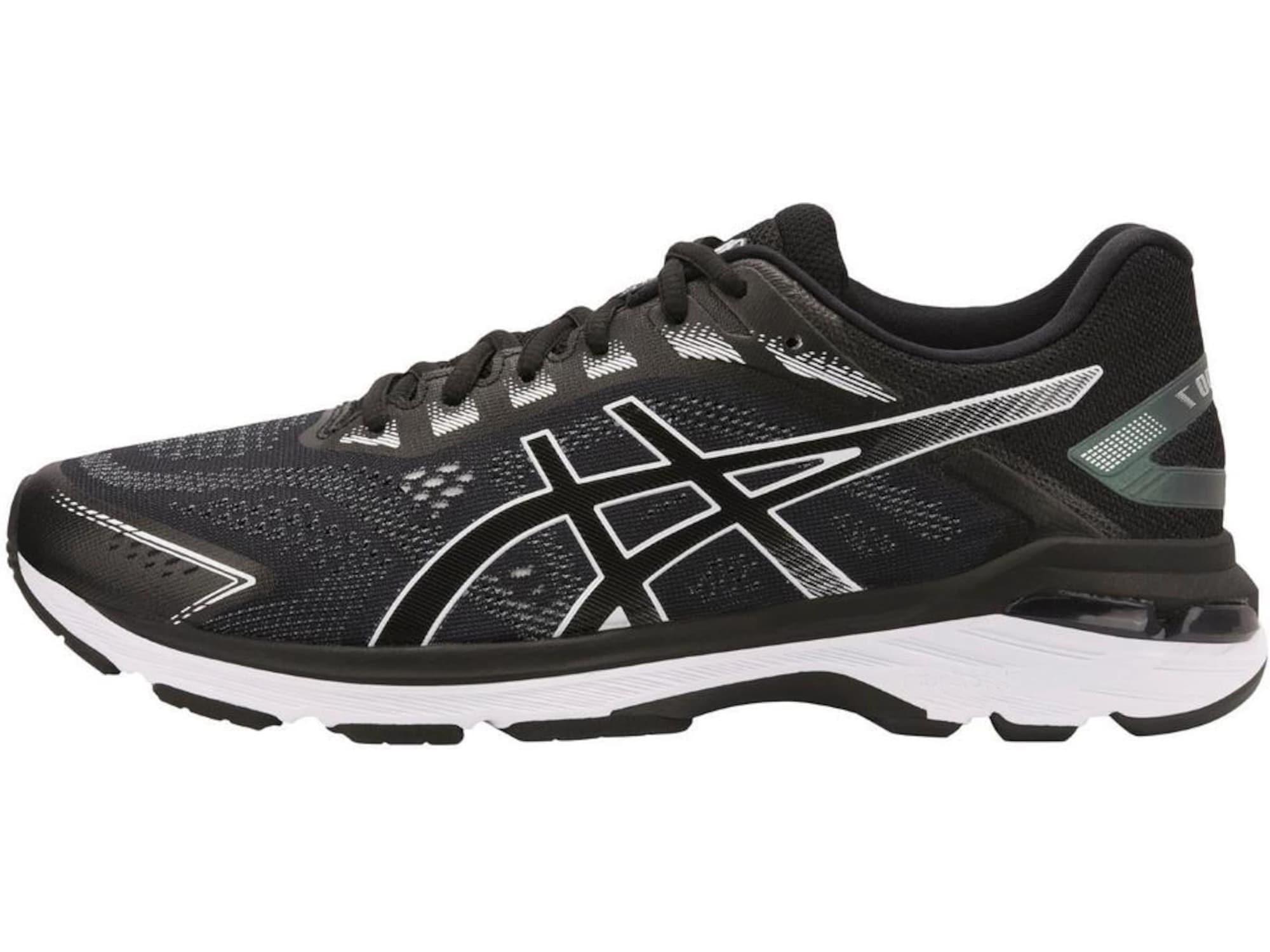 Běžecká obuv Gt-2000 7 černá bílá ASICS