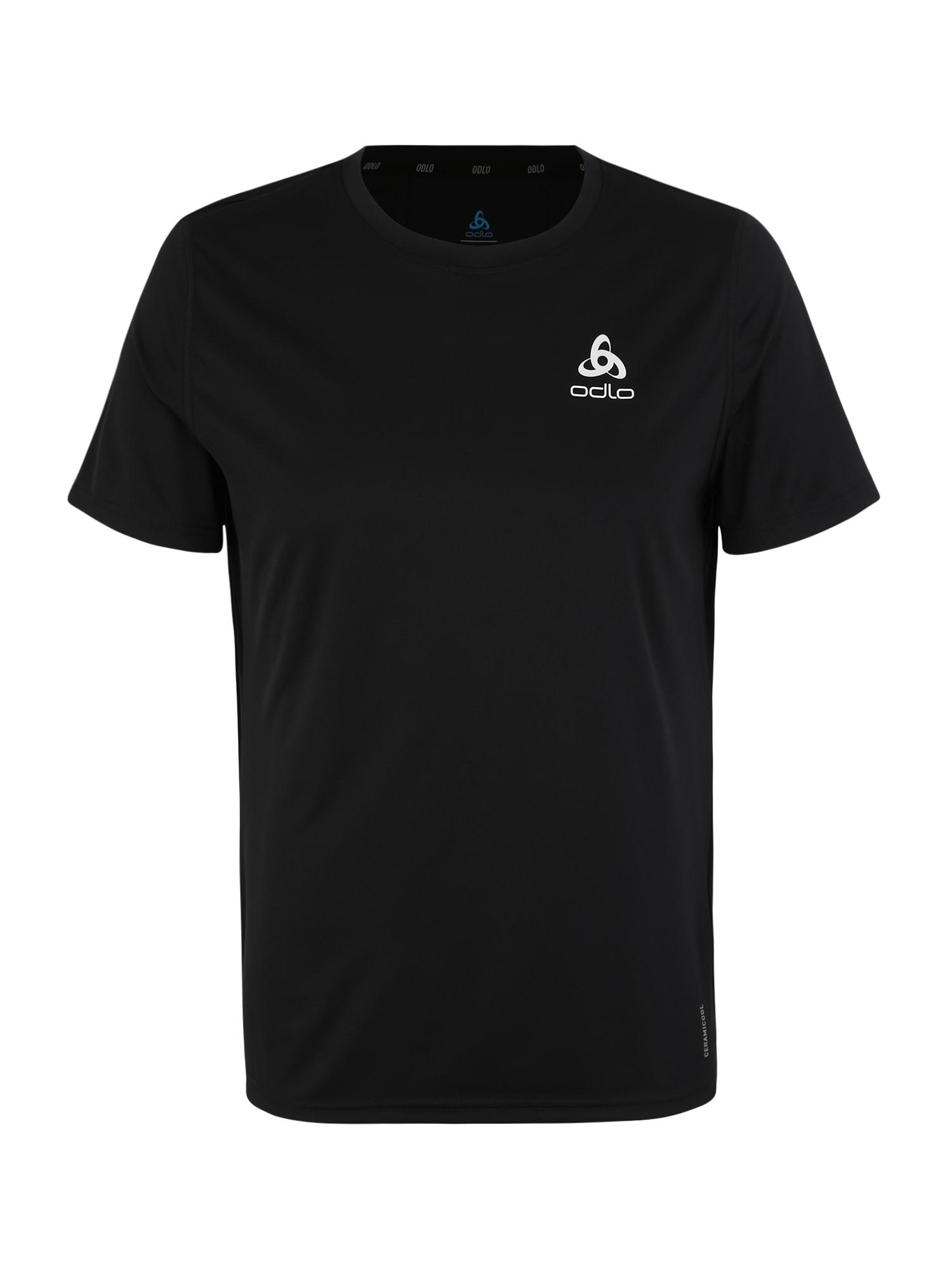 Funkční tričko fuCeramicool ELEMENT černá ODLO