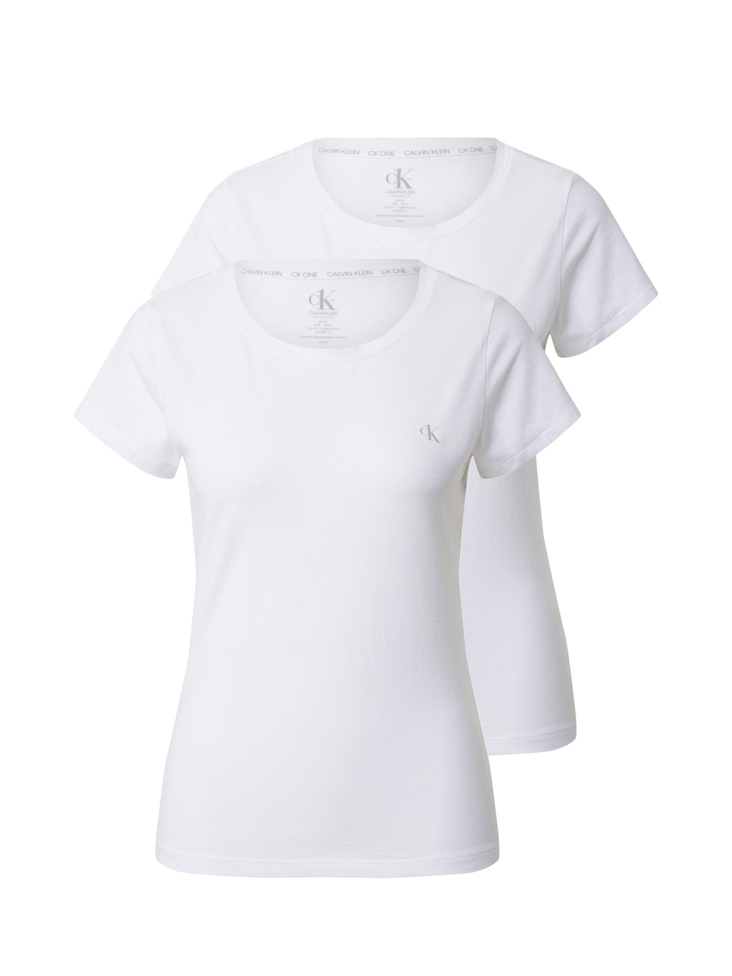 Calvin Klein Underwear Tílko  bílá