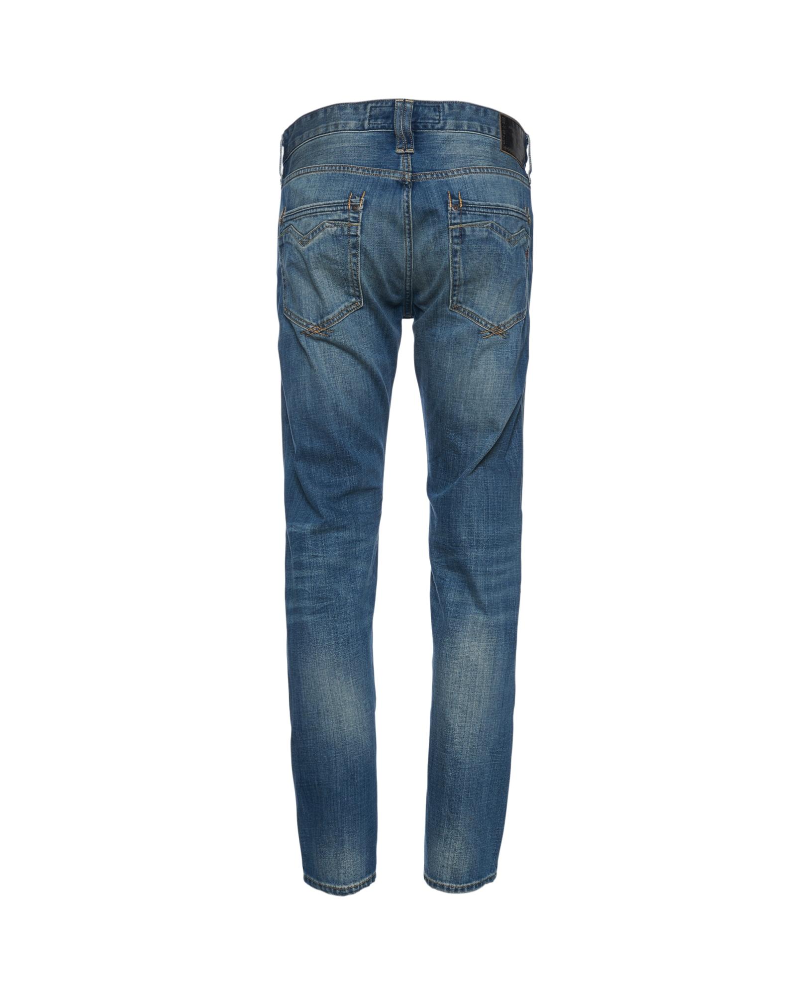 REPLAY, Heren Jeans 'Newbill', blauw denim
