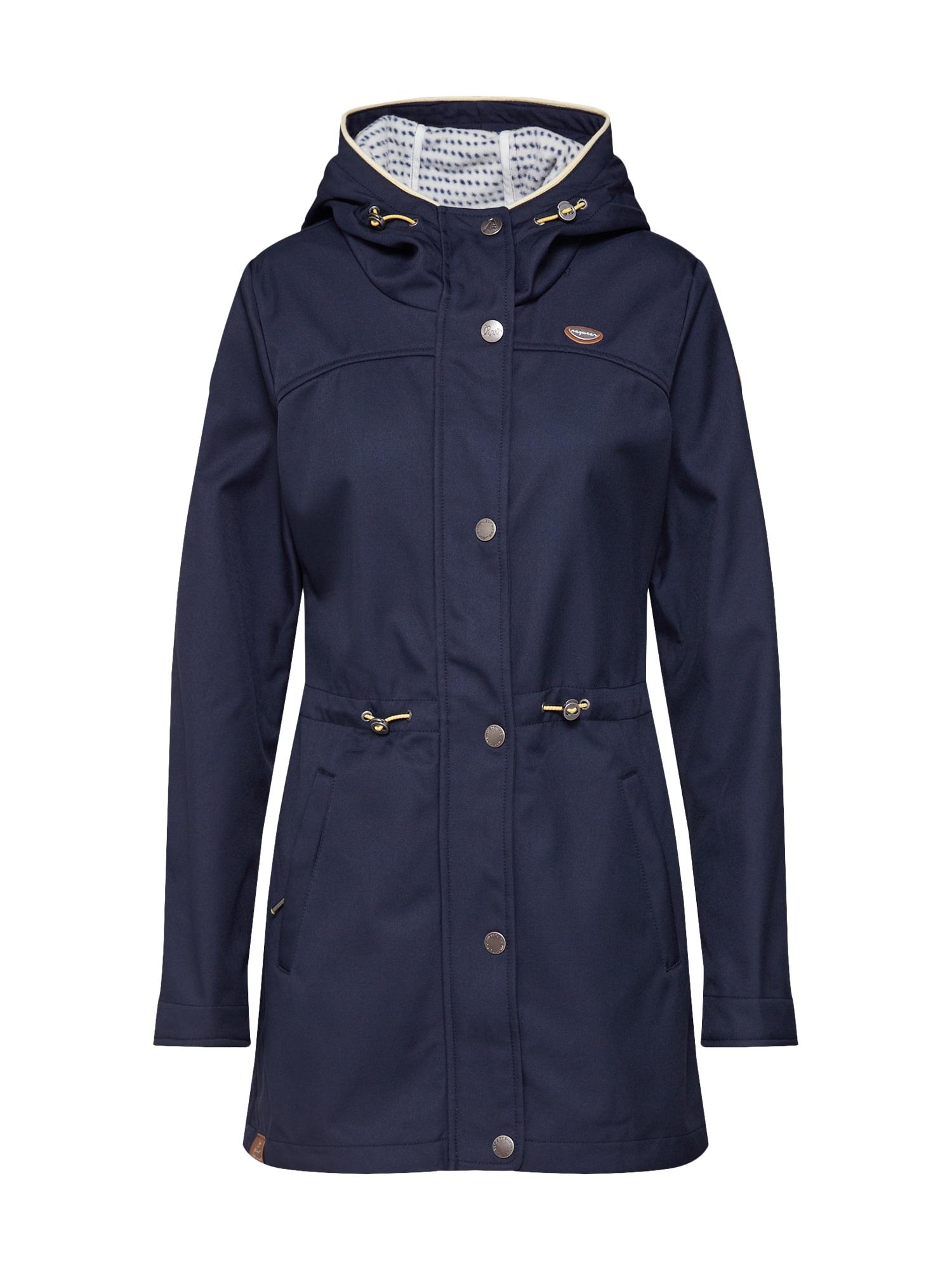 Přechodná bunda Halina námořnická modř Ragwear