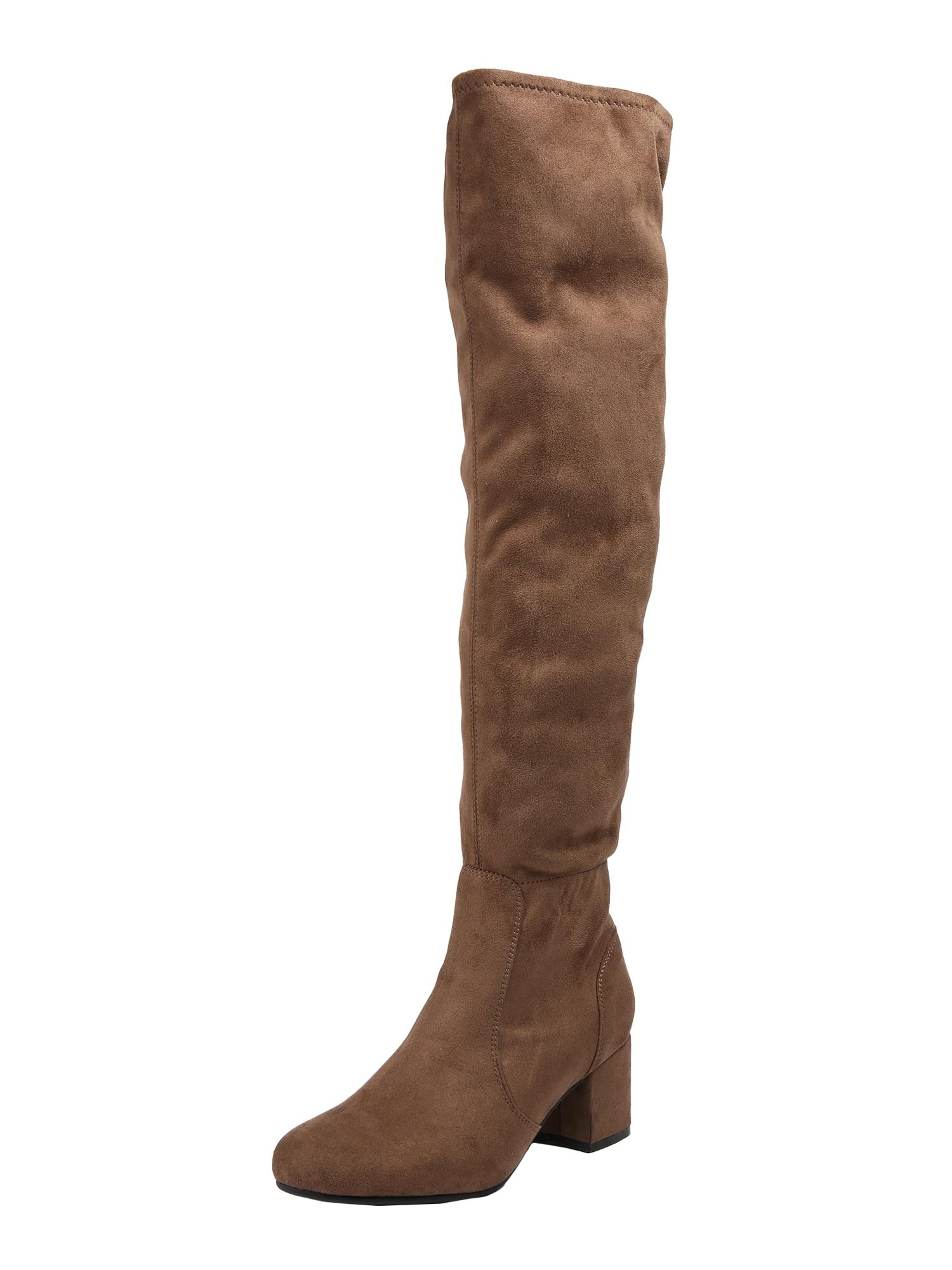 Kozačky nad kolena
