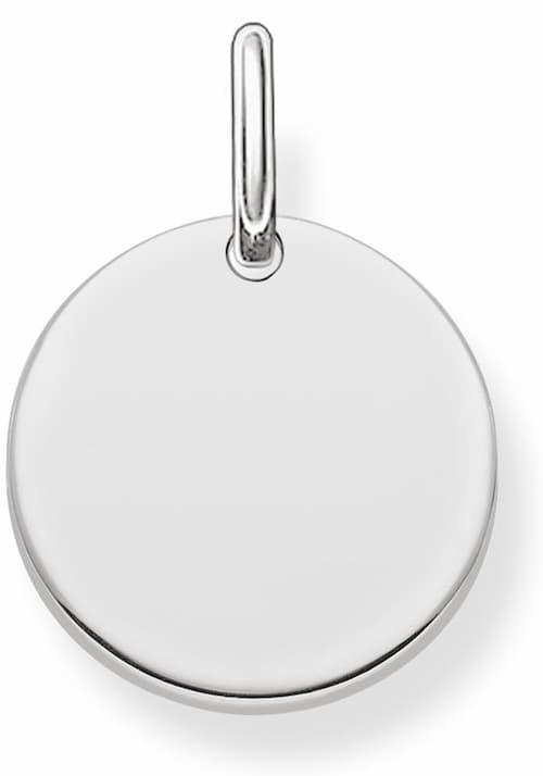Kettenanhänger Coin, ´LBPE0001-001-12´