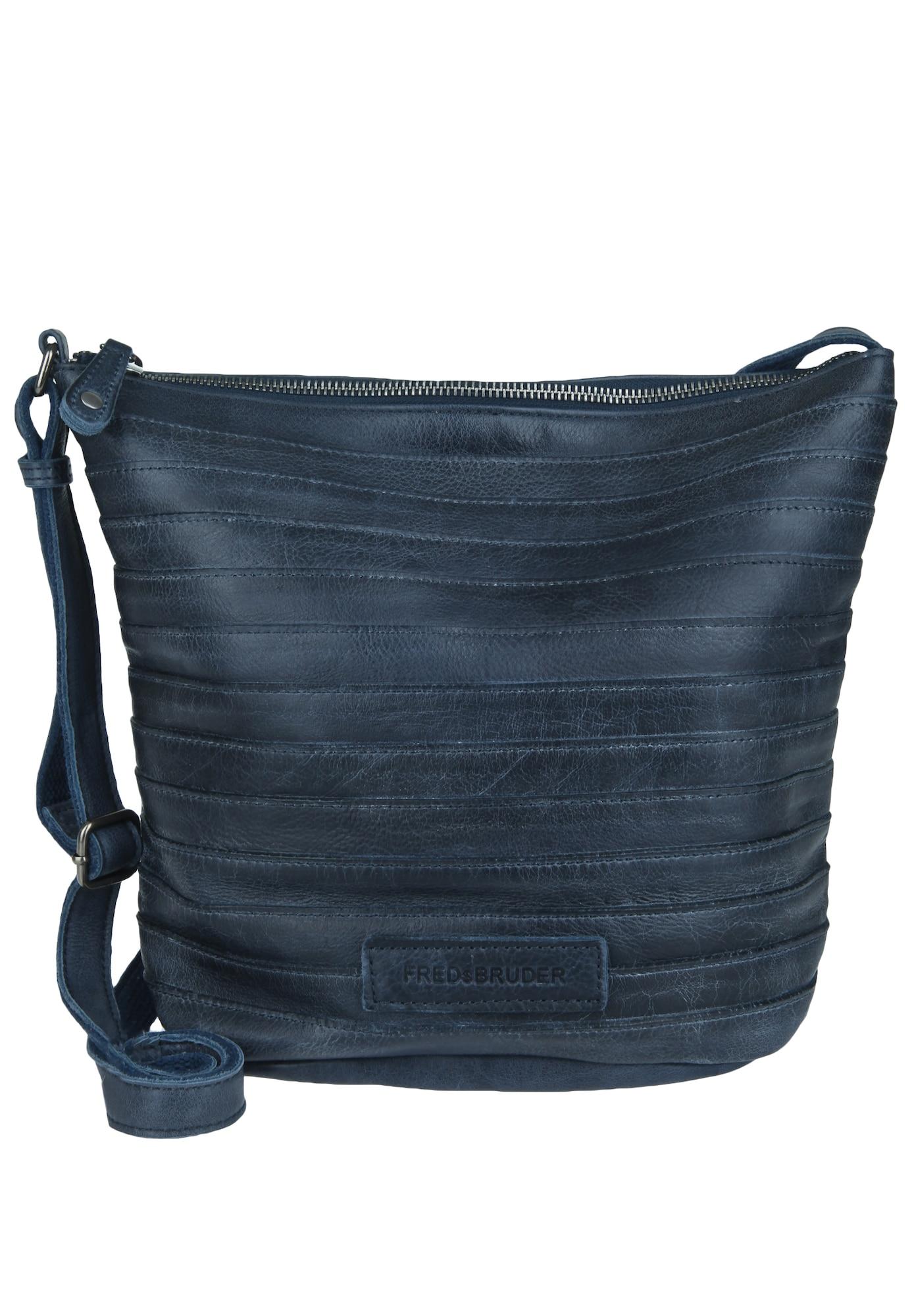 Beuteltasche 'GÜRTELINCHEN' | Taschen > Handtaschen > Beuteltaschen | Blau | FREDsBRUDER