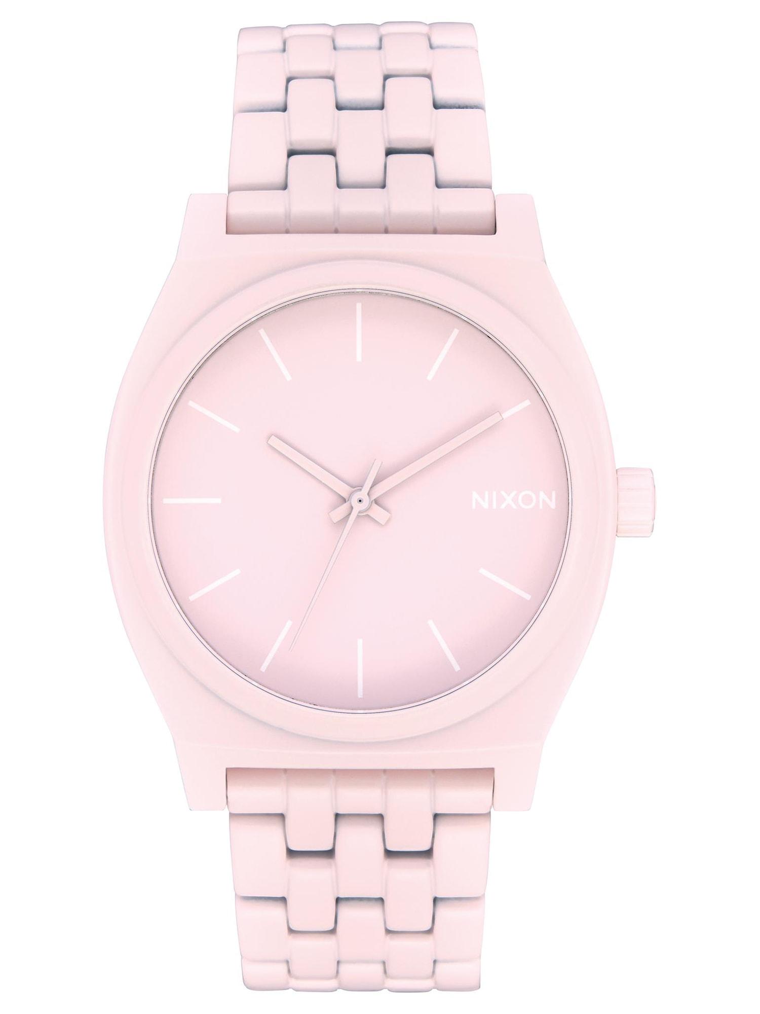 Analogové hodinky Time Teller růžová Nixon