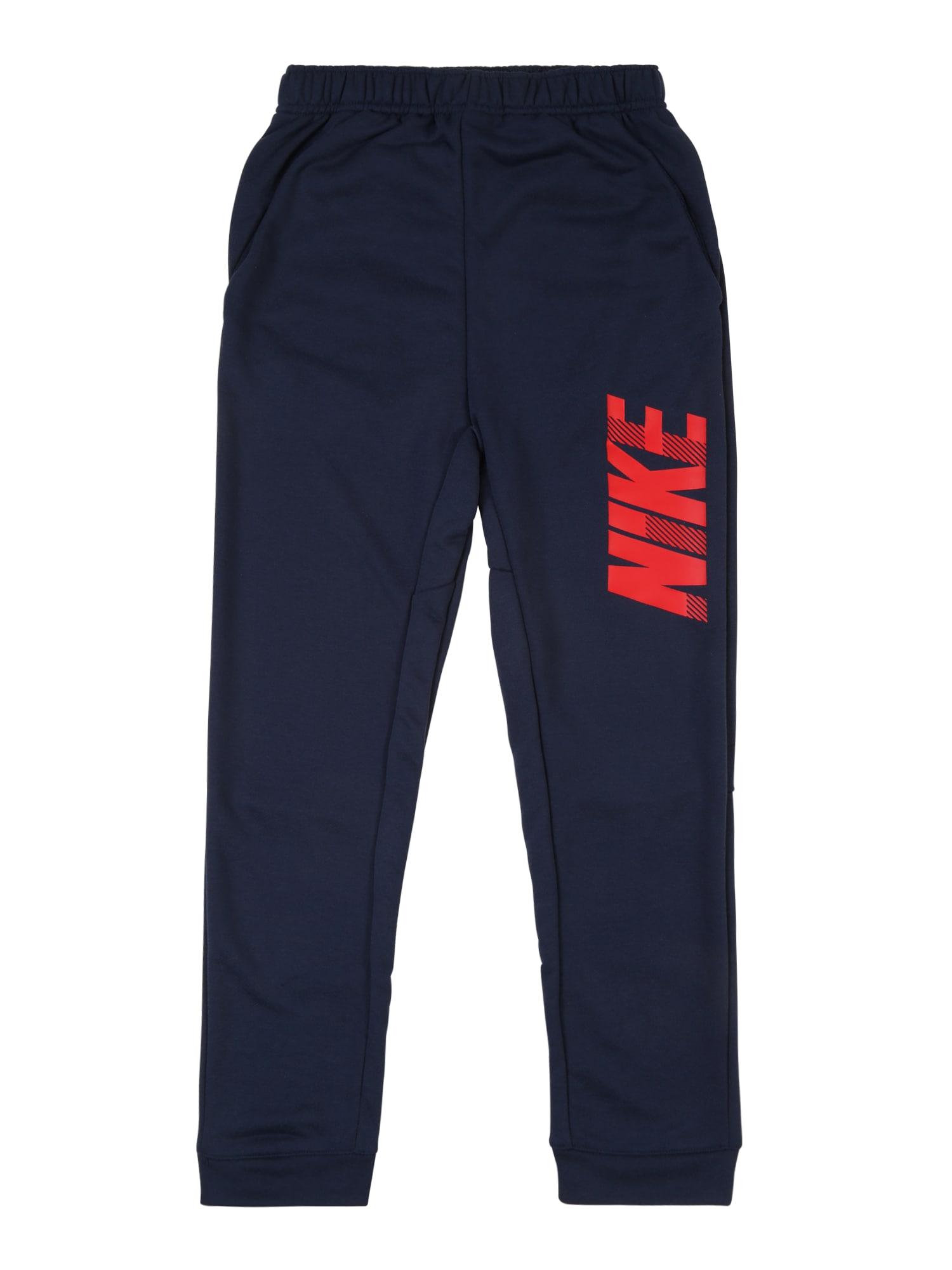 Sportovní kalhoty námořnická modř NIKE