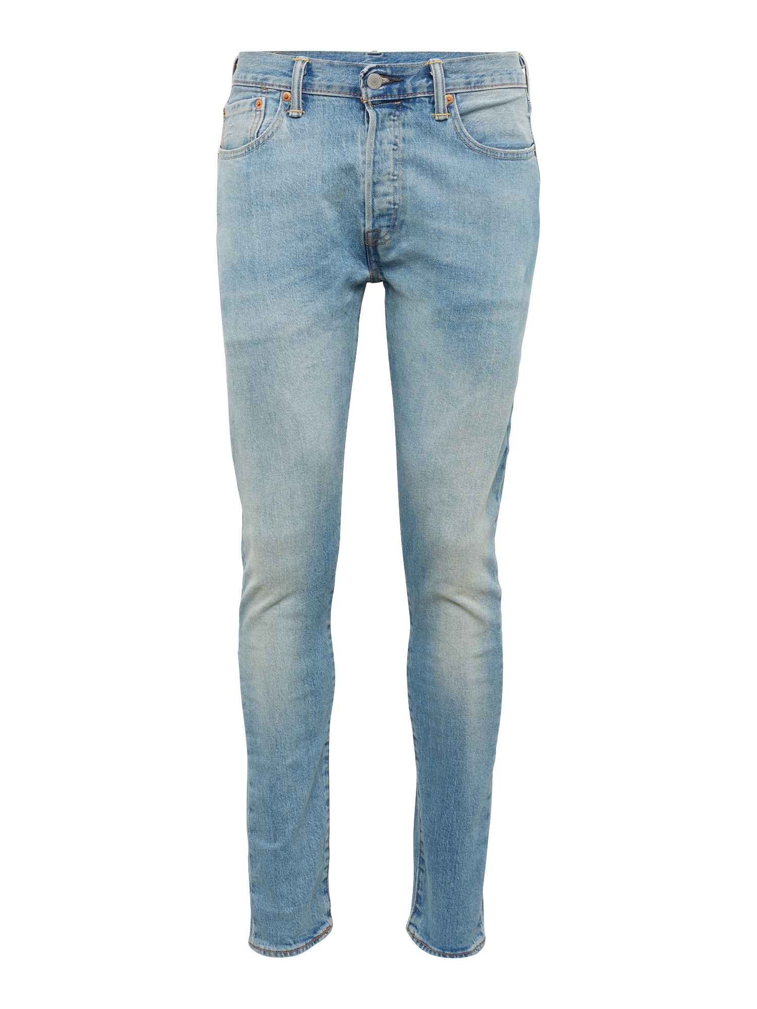 LEVI'S Heren Jeans 501® SKINNY blue denim