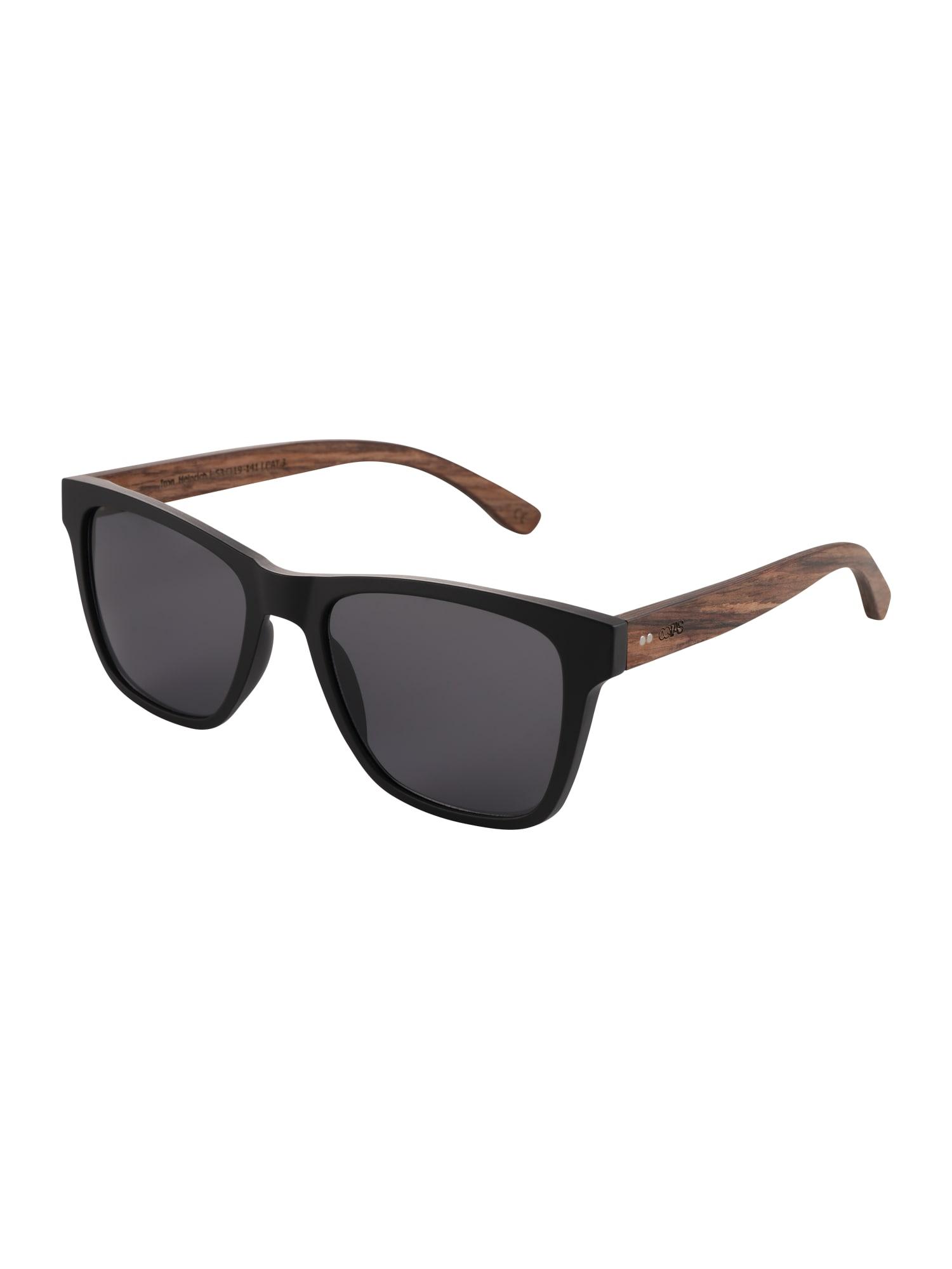 Sluneční brýle New Grimm Collection hnědá černá TAKE A SHOT