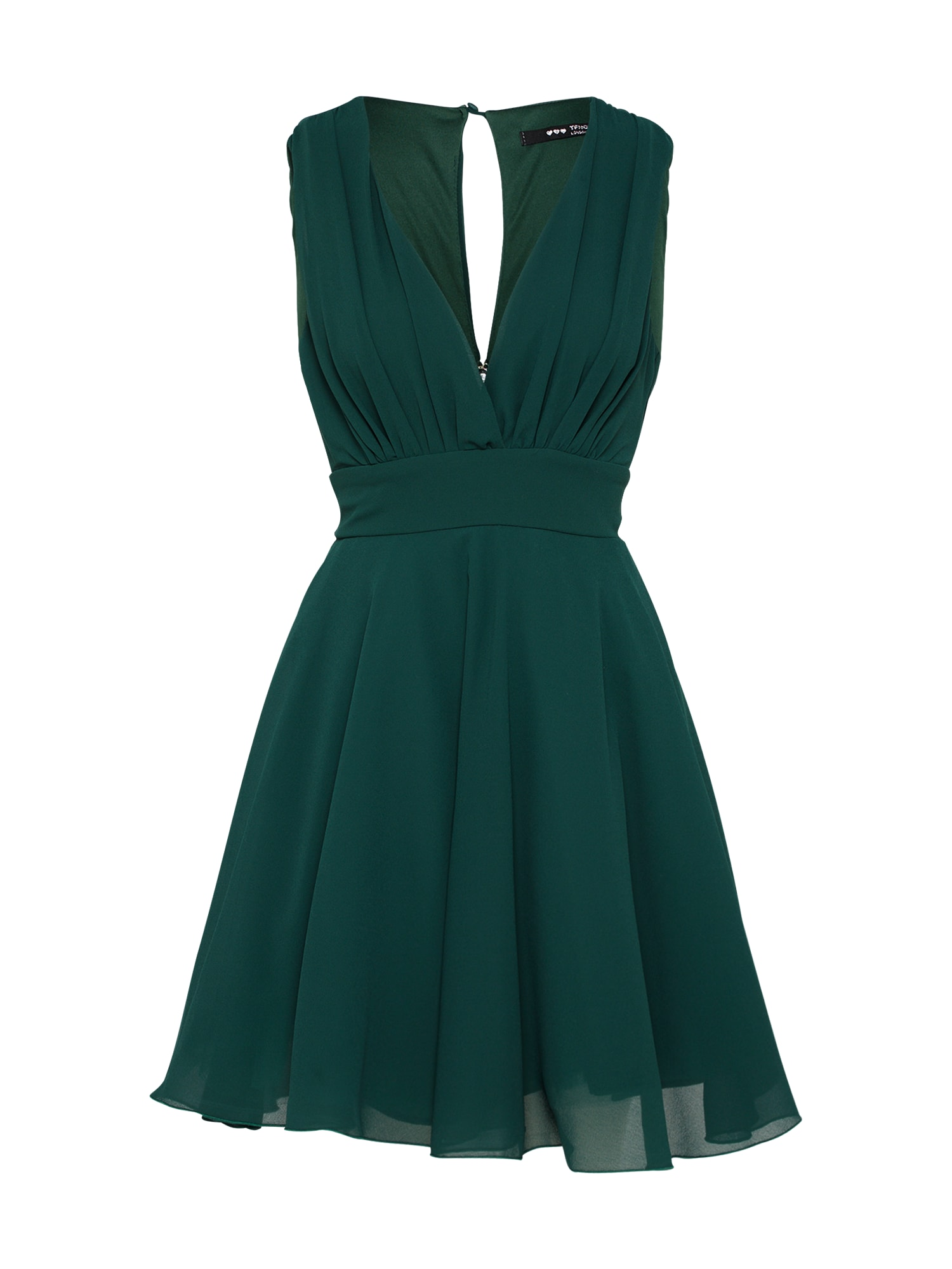 Letní šaty Nordi zelená TFNC