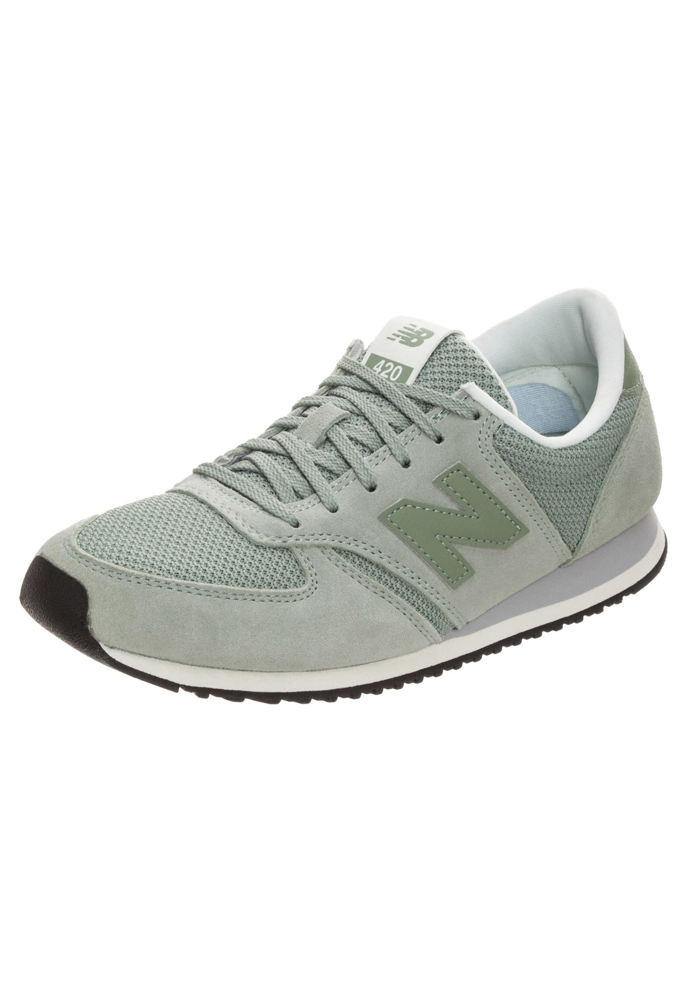 New Balance, Dames Sneakers laag 'WL420-NBB-B', appel