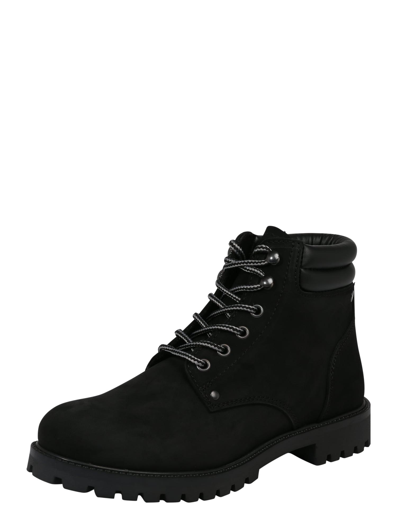 Stiefel 'JFWStoke' | Schuhe > Boots > Stiefel | Schwarz | jack & jones