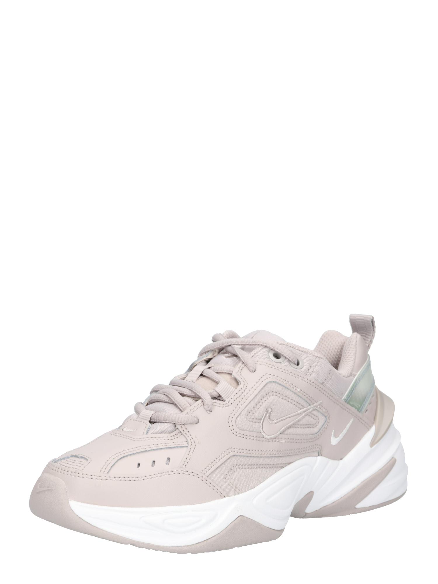 Nike Sportswear, Dames Sneakers laag 'M2K TEKNO', lichtgrijs / wit
