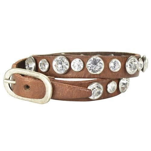 Bracciali Armband Leder 43 cm