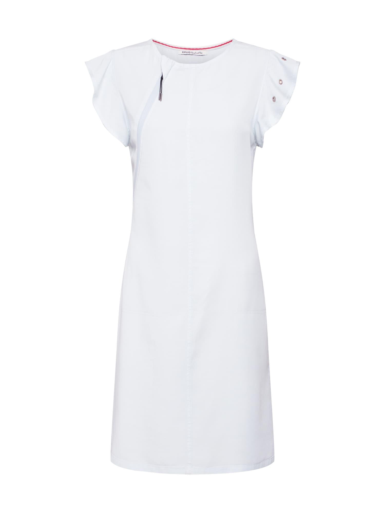 Šaty ARJUNA světlemodrá Khujo