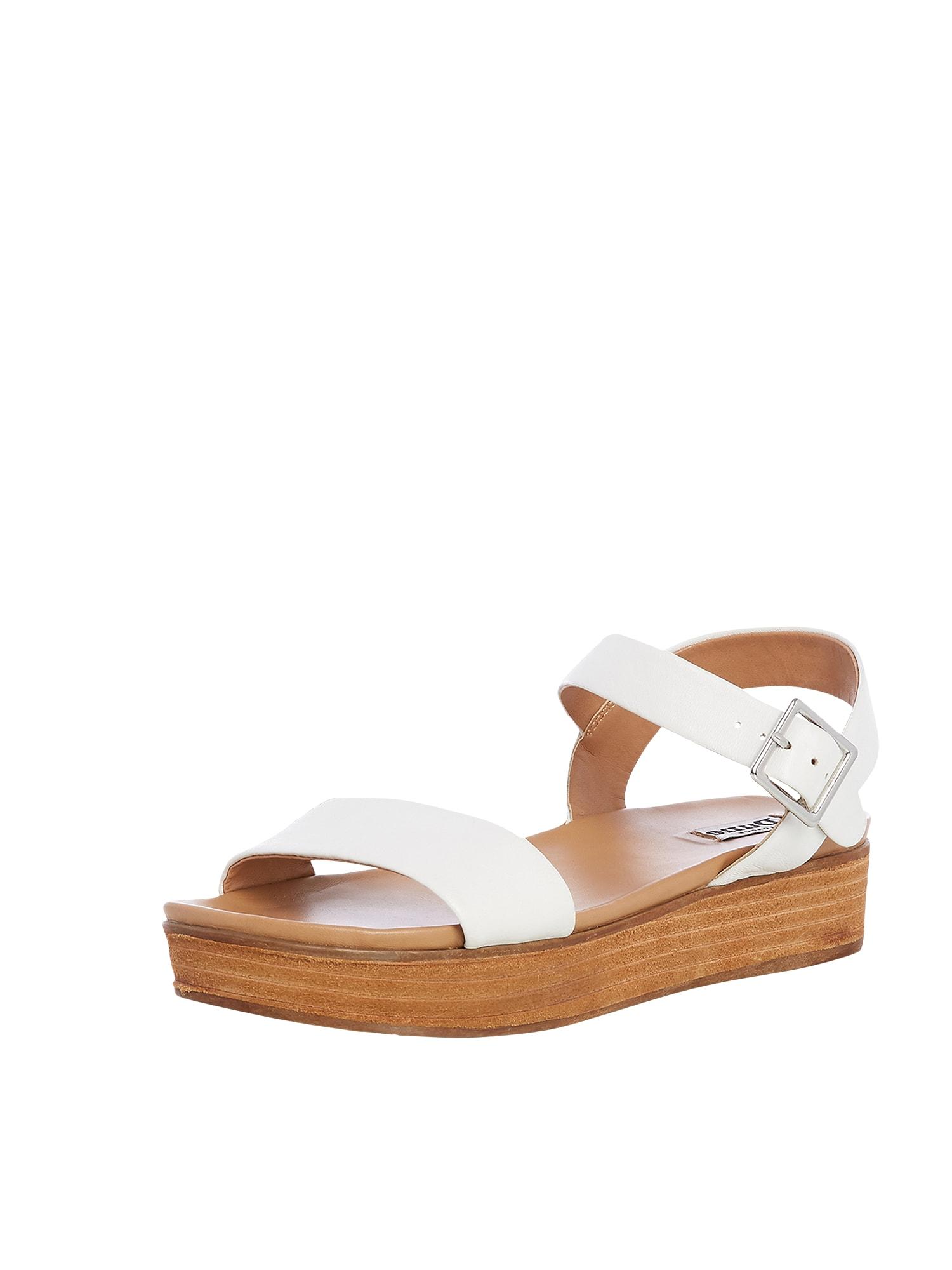 Páskové sandály LILYBETH bílá Dune LONDON