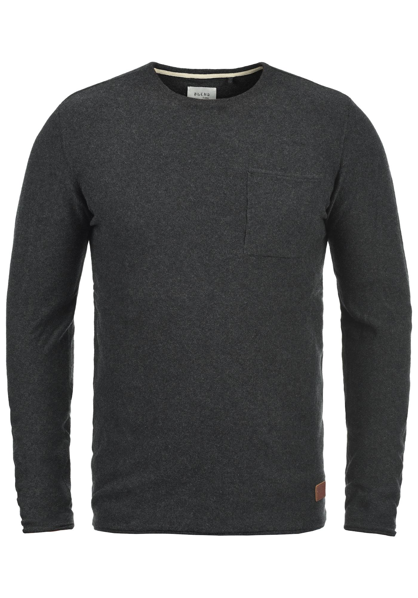 Rundhalspullover 'Francisco'   Bekleidung > Pullover > Rundhalspullover   Blend