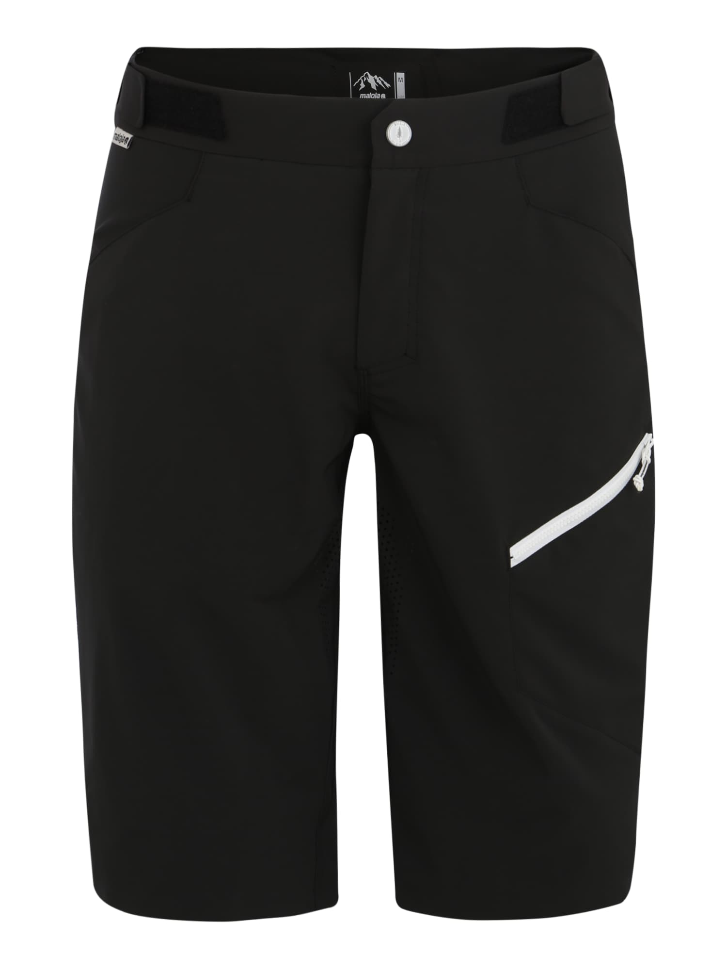 Outdoorové kalhoty LuisM. černá Maloja
