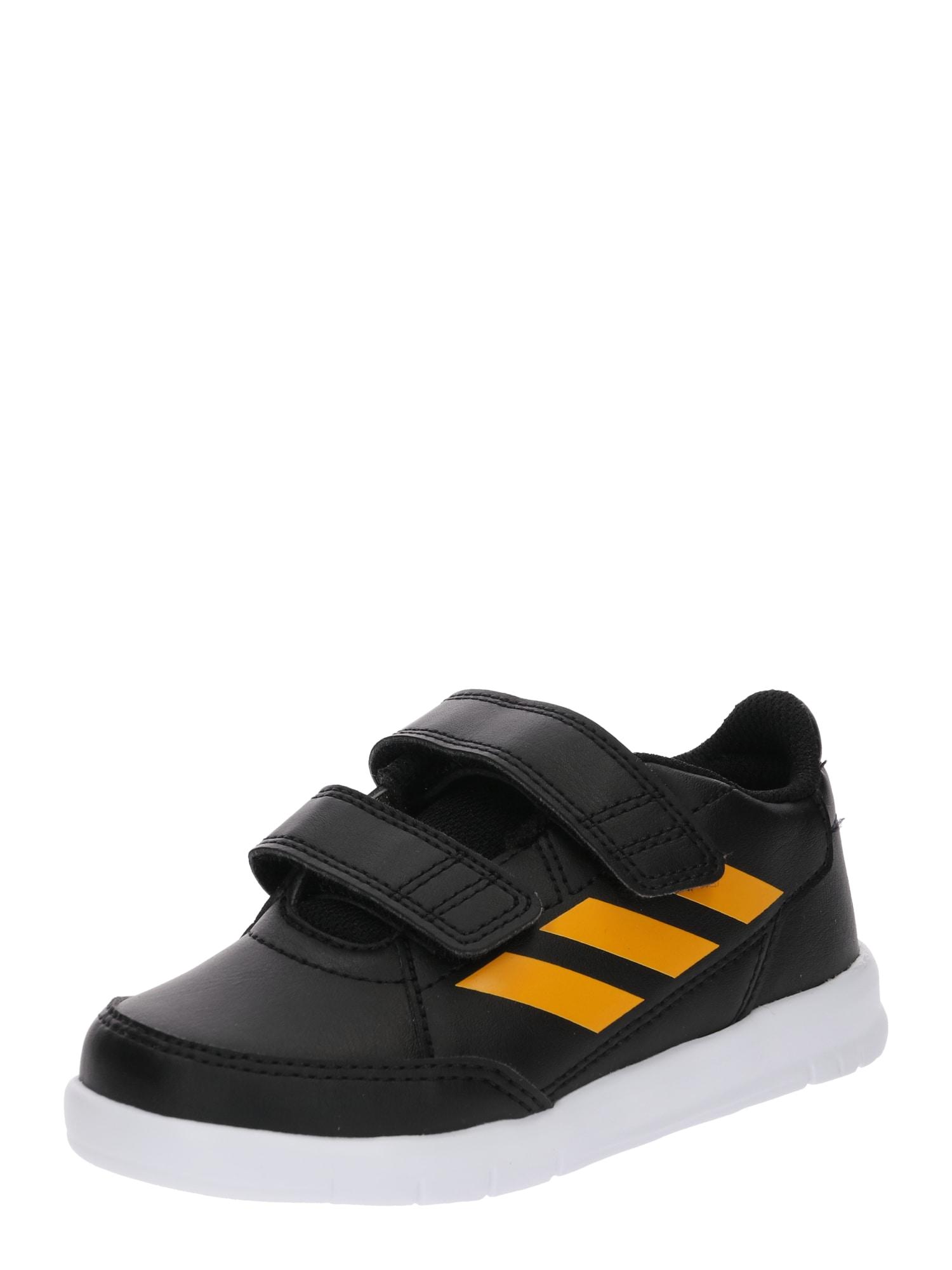 Sportovní boty AltaSport CF I oranžová černá ADIDAS PERFORMANCE