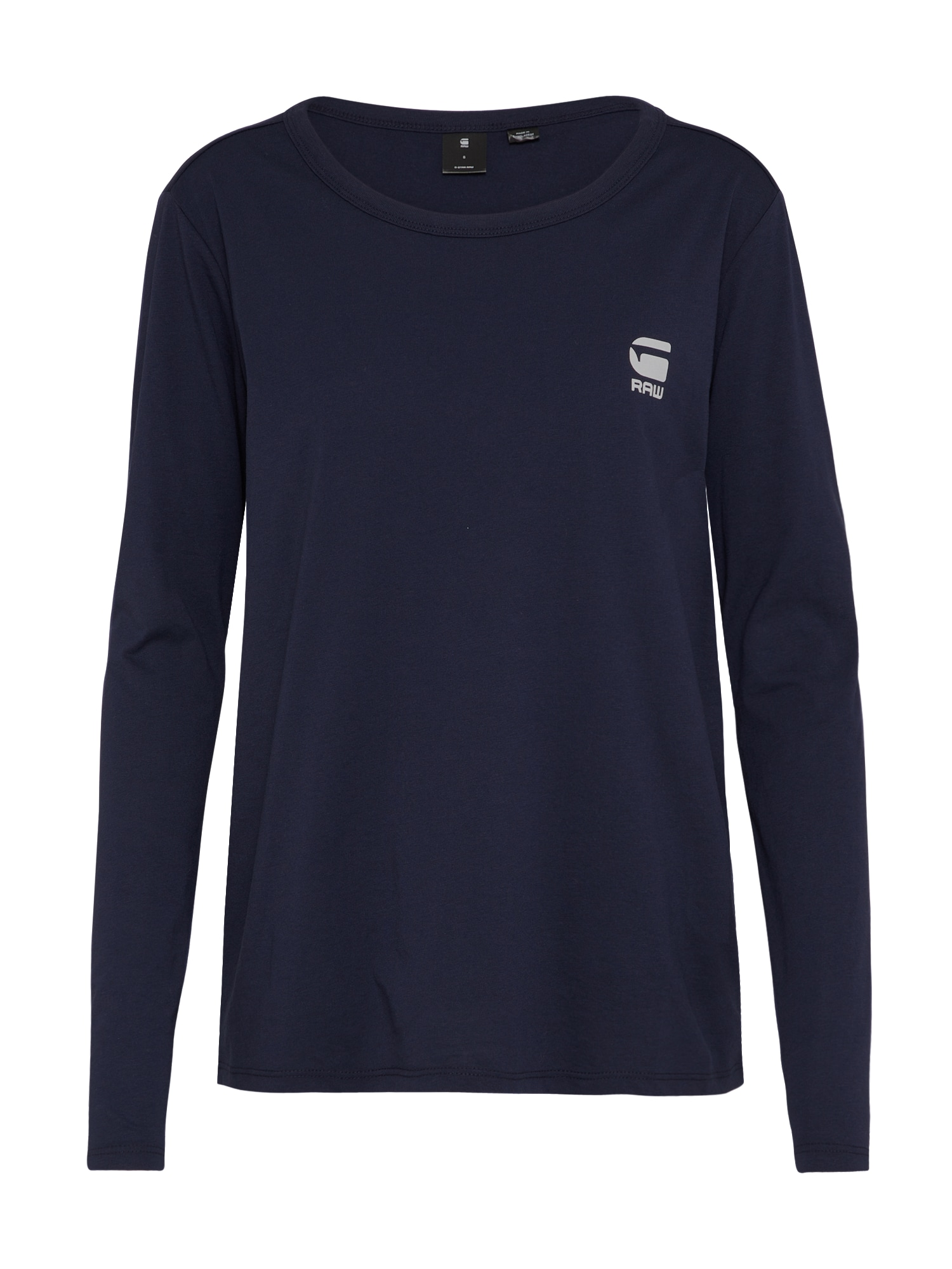 G-STAR RAW Dames Shirt blauw