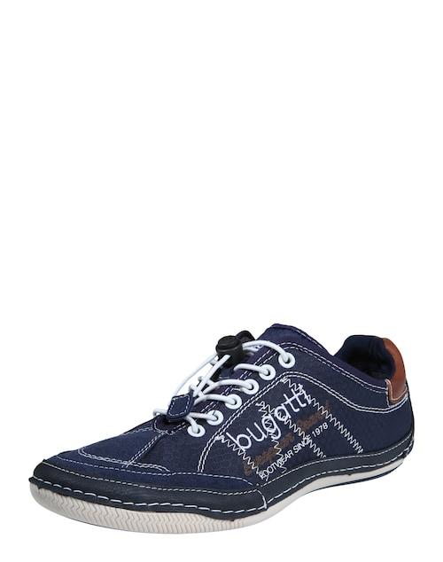 Schuh mit Stitchings
