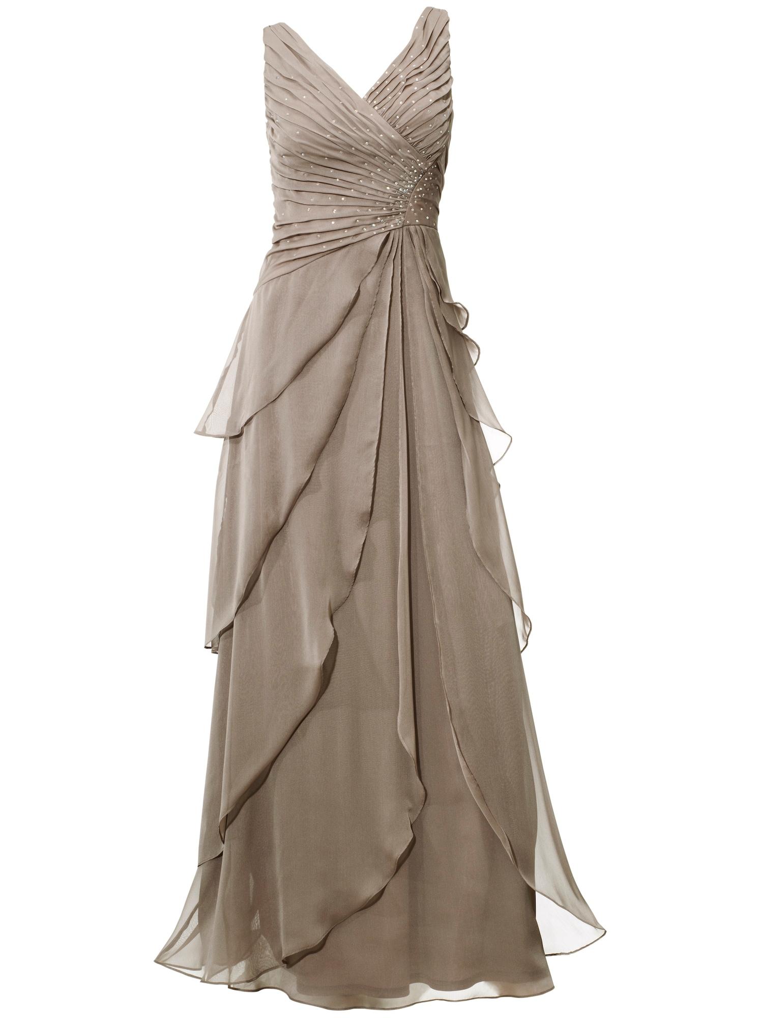 Společenské šaty brokátová Heine