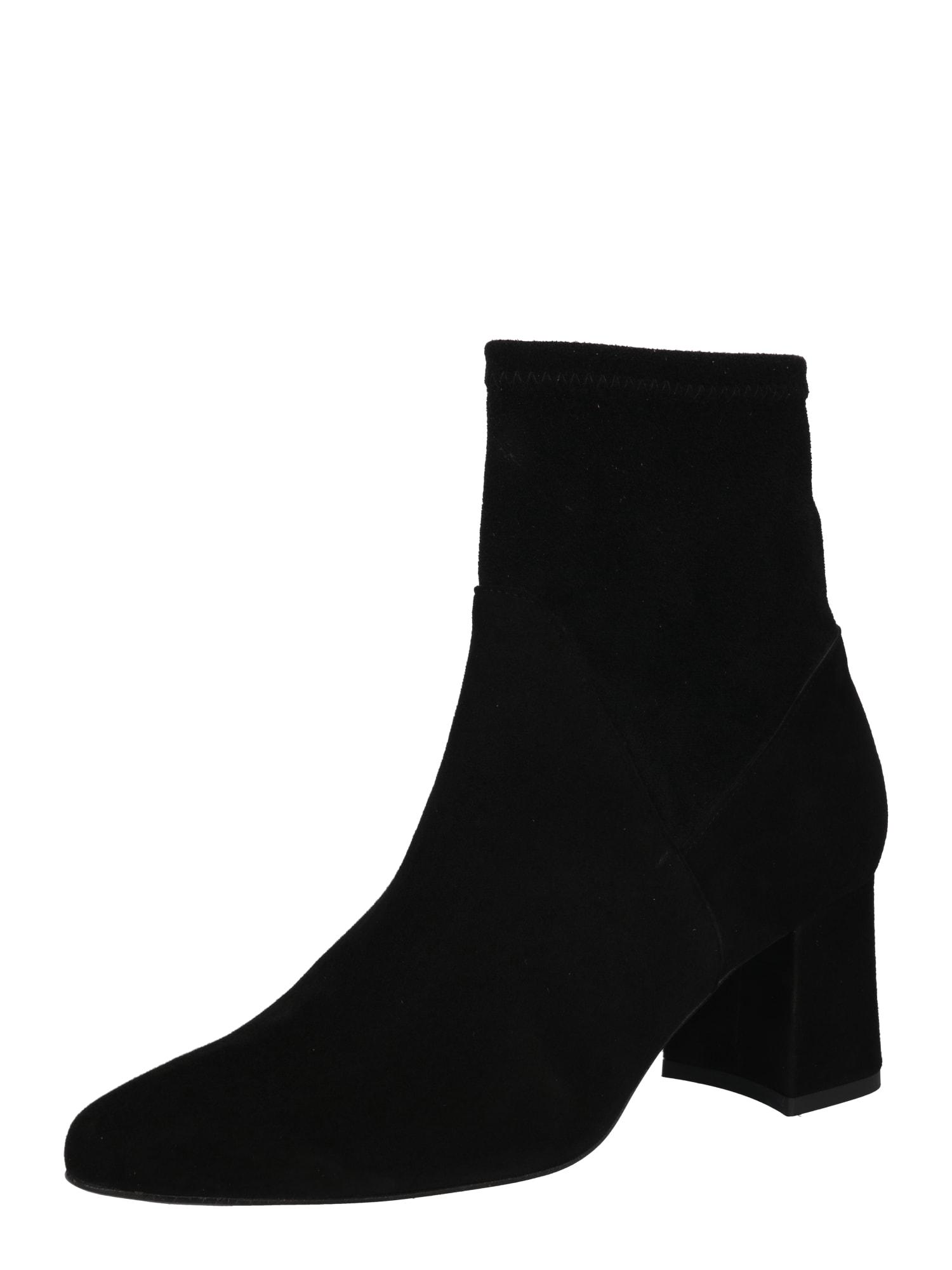 Kotníkové boty Clarice černá Apple Of Eden