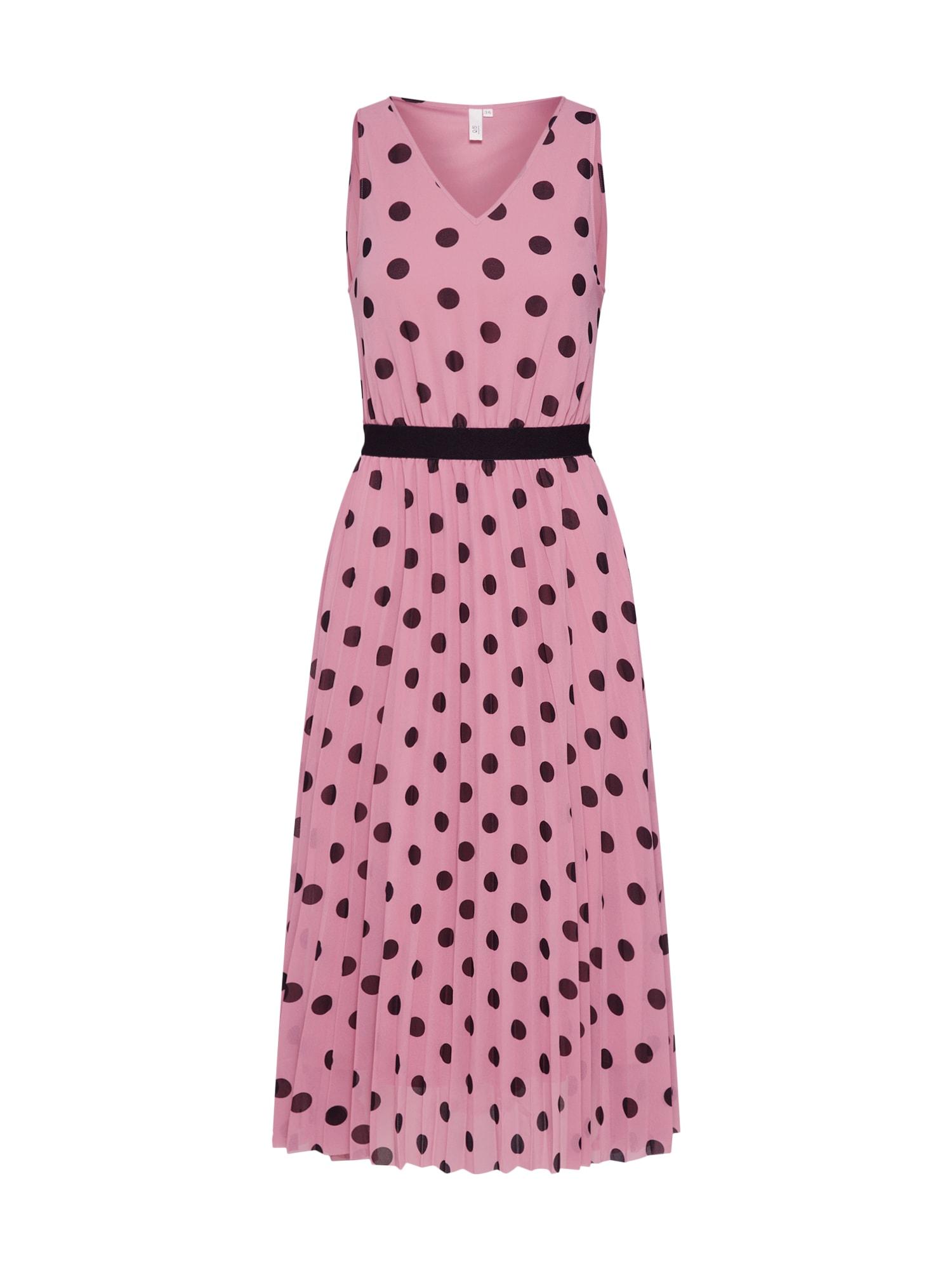 QS Designed By Letní šaty bledě fialová Q/S Designed By
