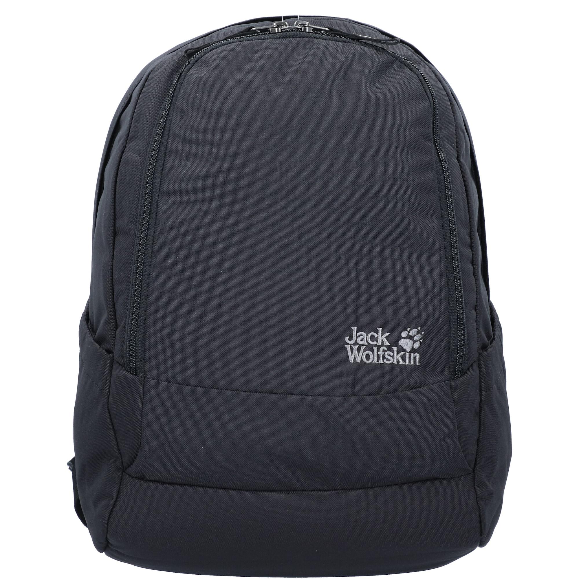 Sportovní batoh Perfect Day černá JACK WOLFSKIN