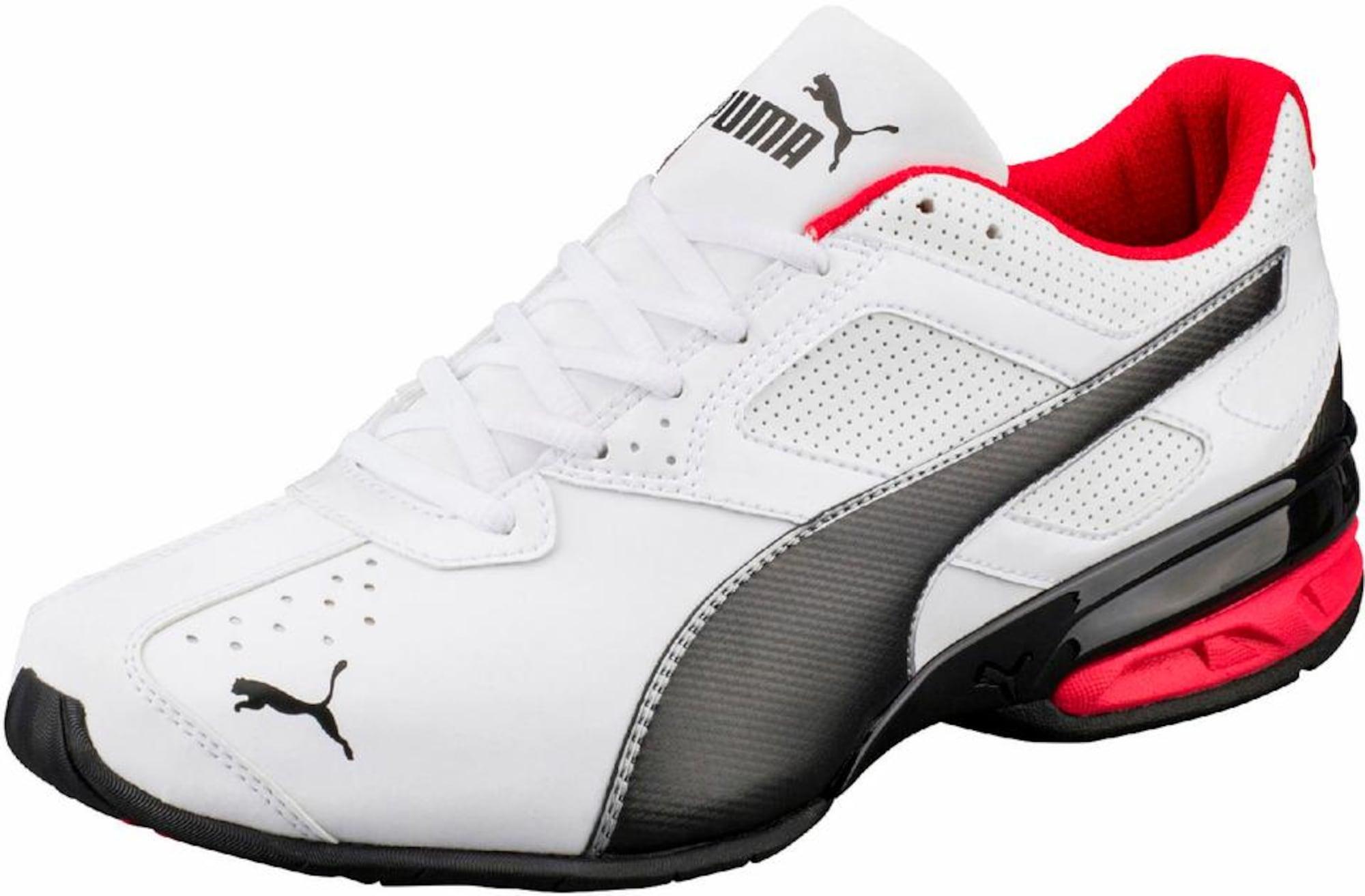 Sportovní boty Tazon 6 antracitová červená černá bílá PUMA