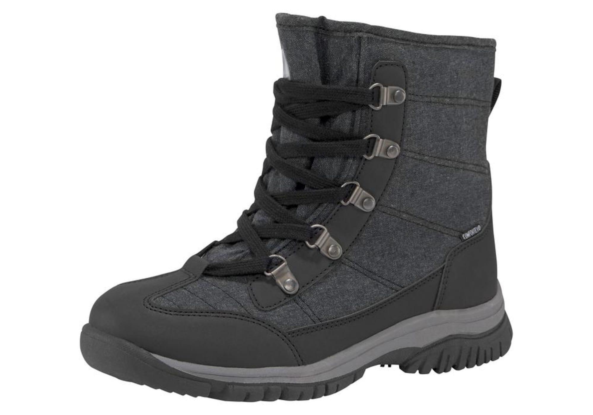 Winterstiefel 'Snowbird'   Schuhe > Stiefel > Winterstiefel   POLARINO