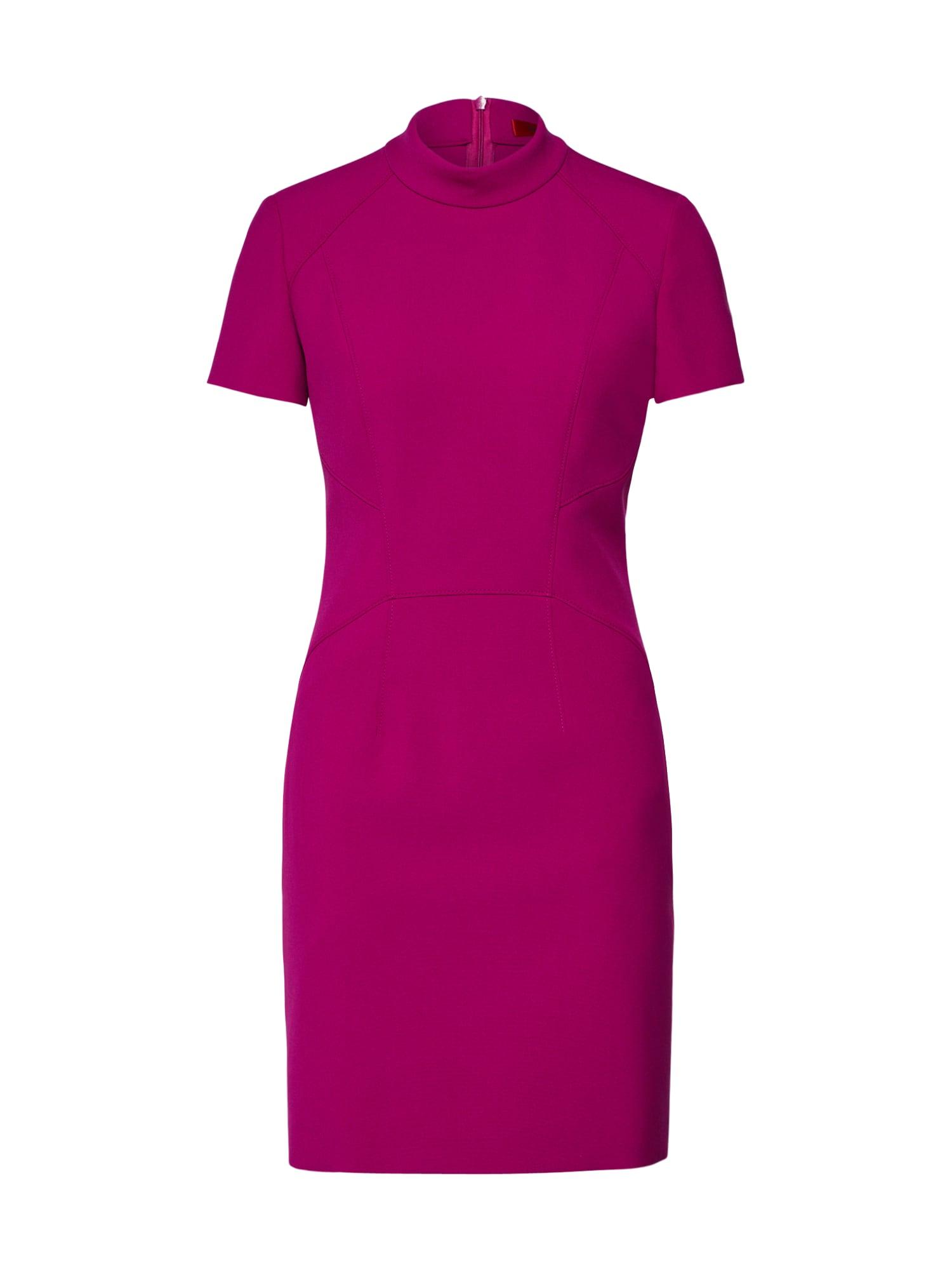 Šaty Kabecci fialová HUGO