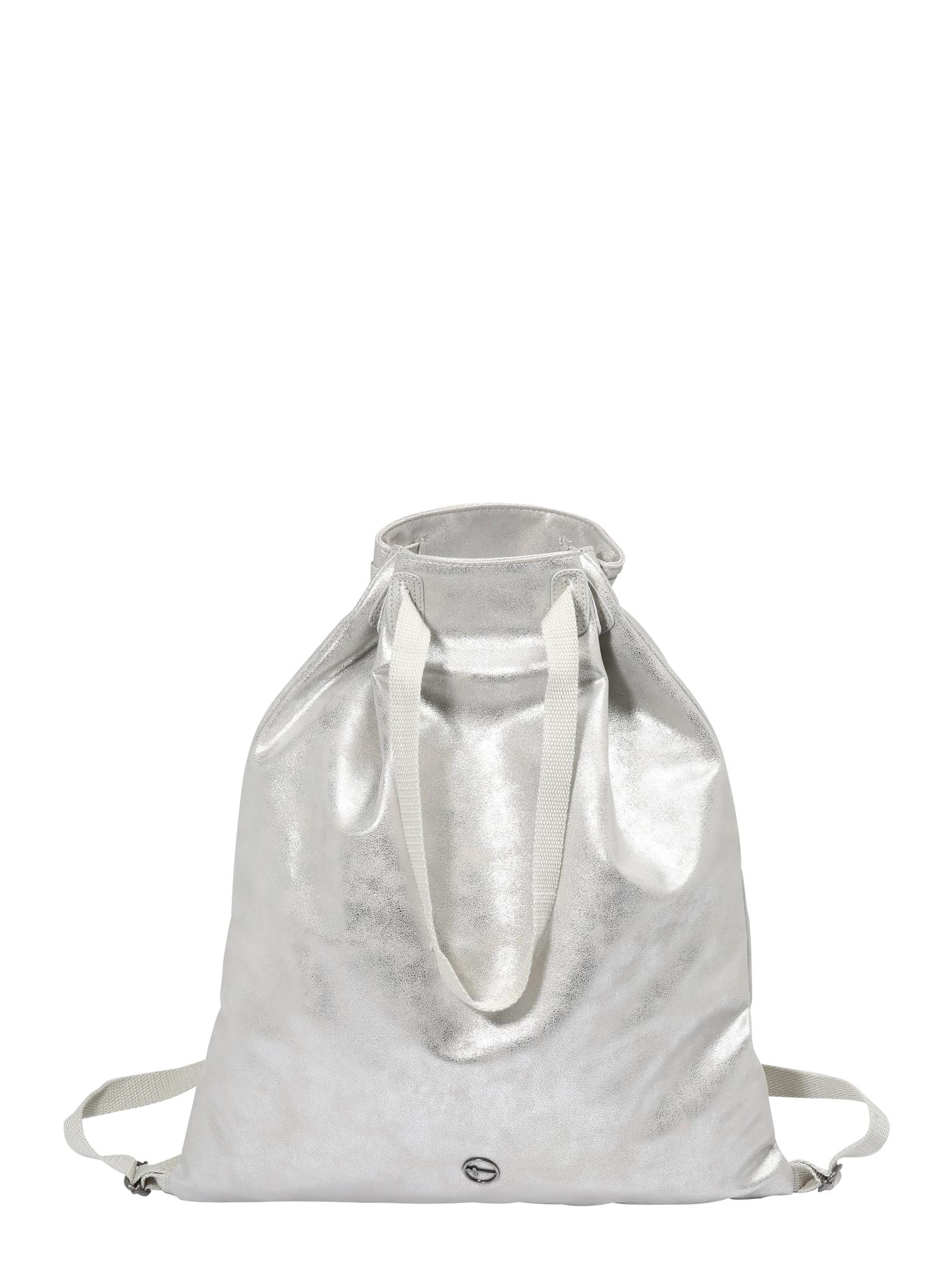 Sportovní vak Nico Bucket Bag II stříbrná TAMARIS
