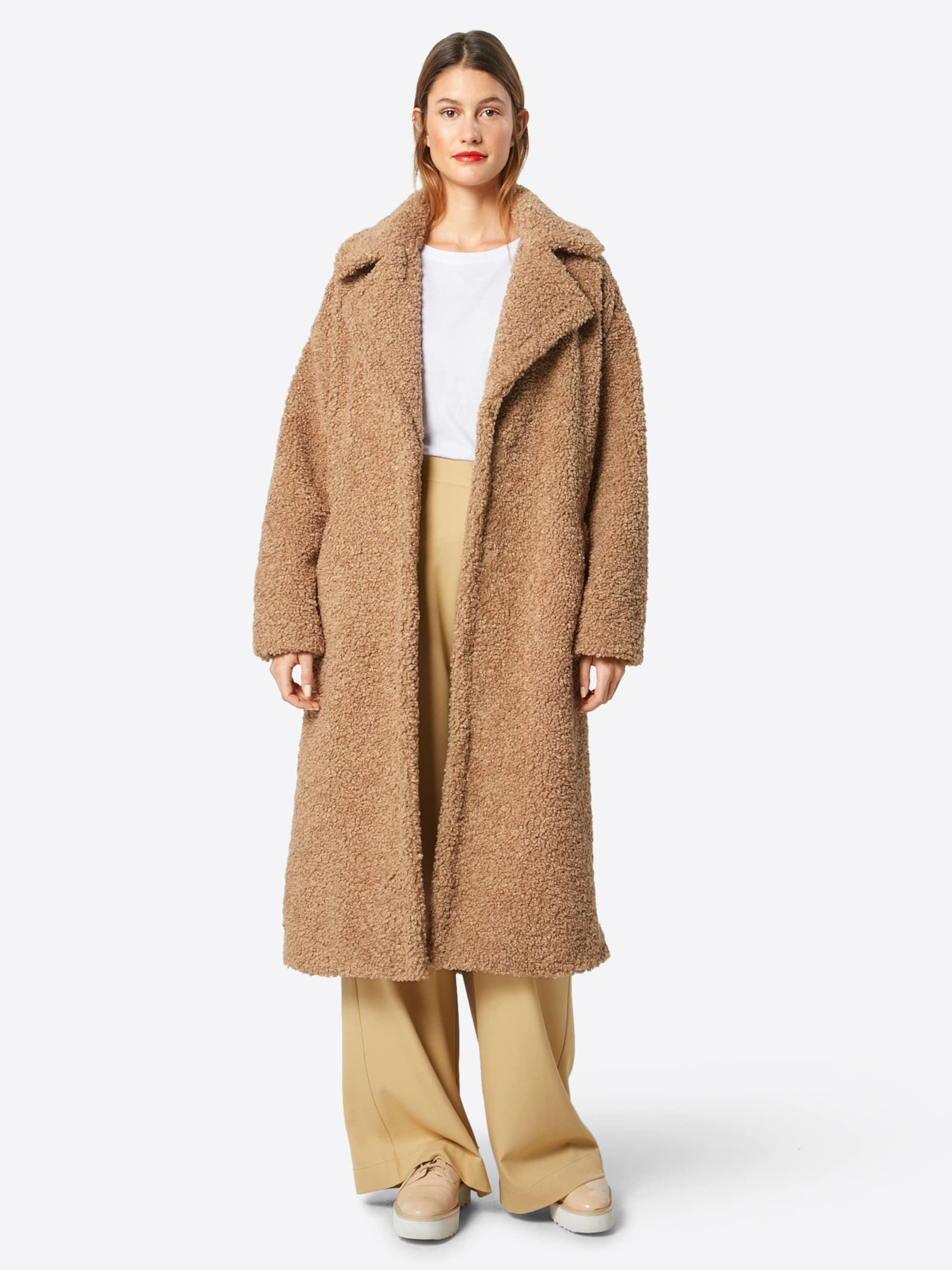 Wintermantel 'Tabby Fake Fur'
