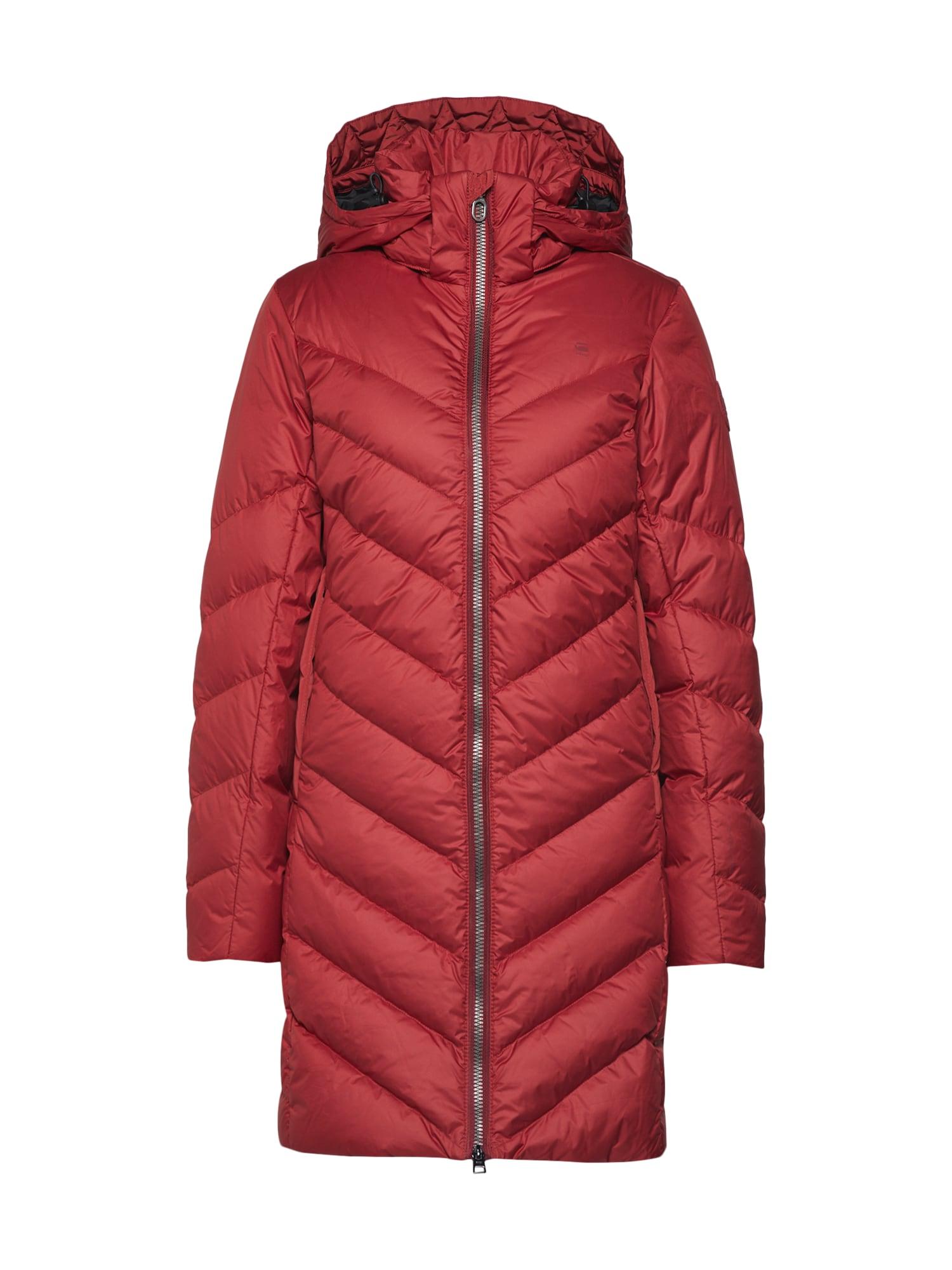 Přechodný kabát Whistler červená G-STAR RAW