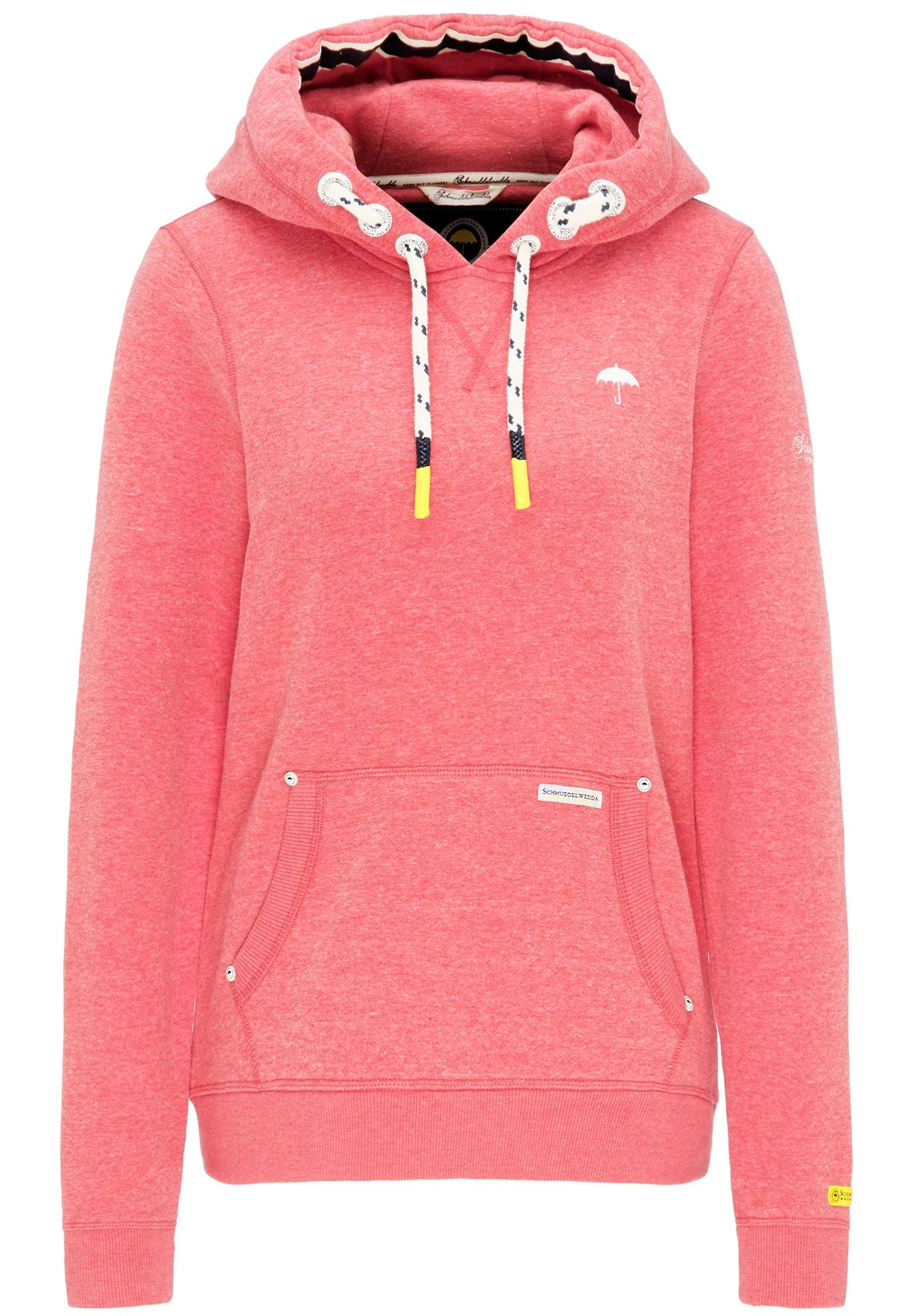 Schmuddelwedda Sportlicher Damen Kapuzenpullover | Bekleidung > Pullover > Kapuzenpullover | Schmuddelwedda