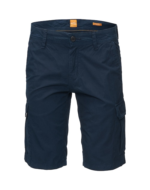 Shorts mit Cargotaschen...