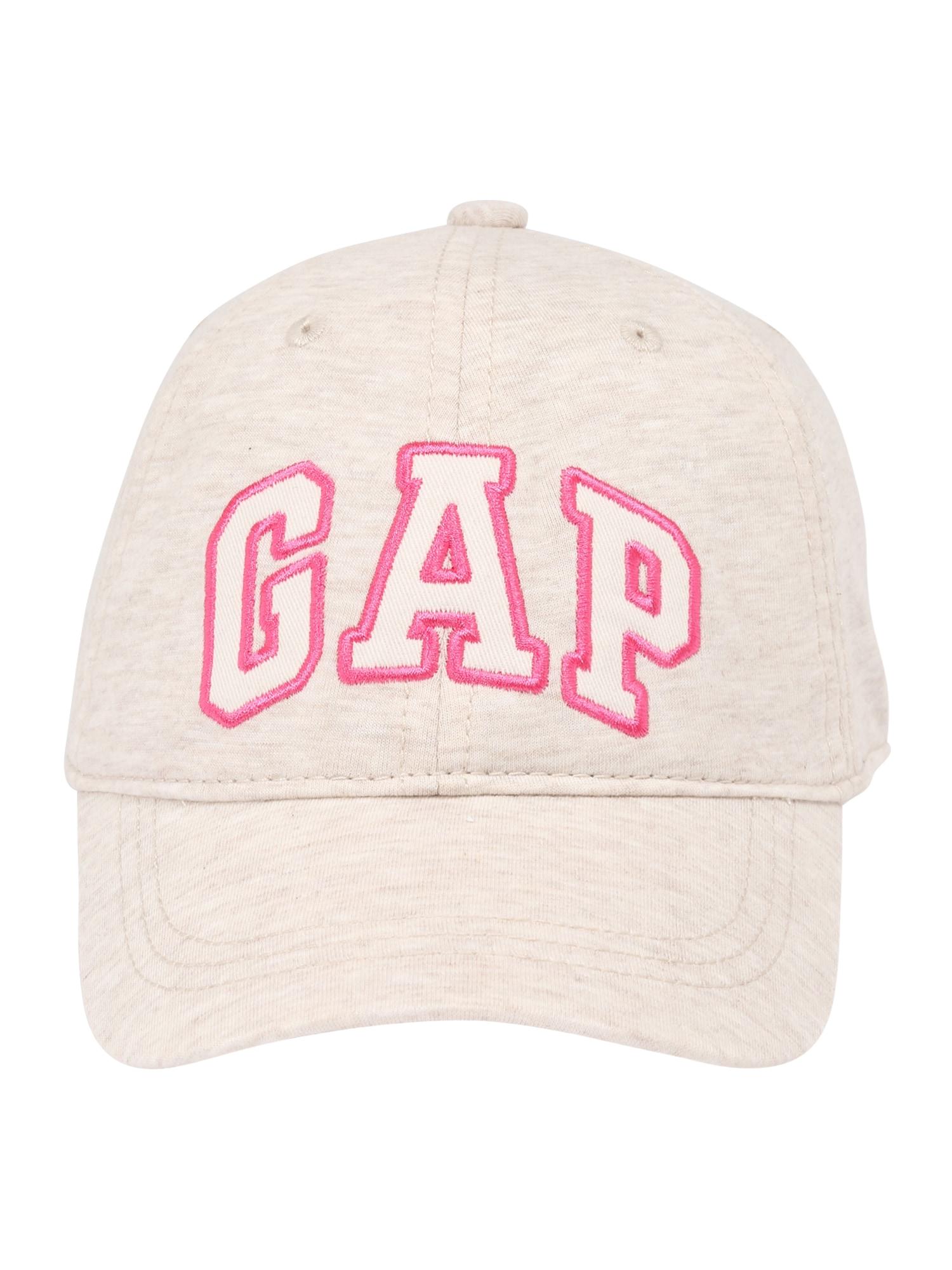 Čepice krémová GAP