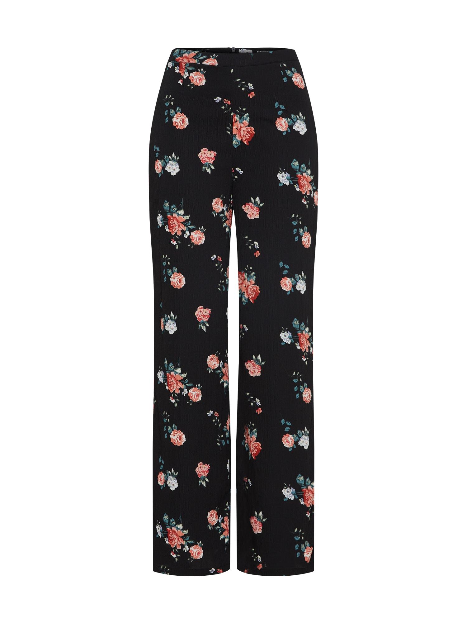 Kalhoty CHIP černá Fashion Union