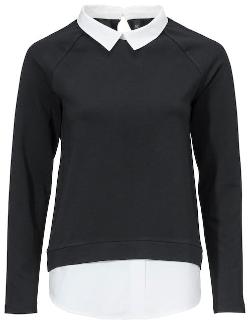 Sweatshirt Two-in-one-Look