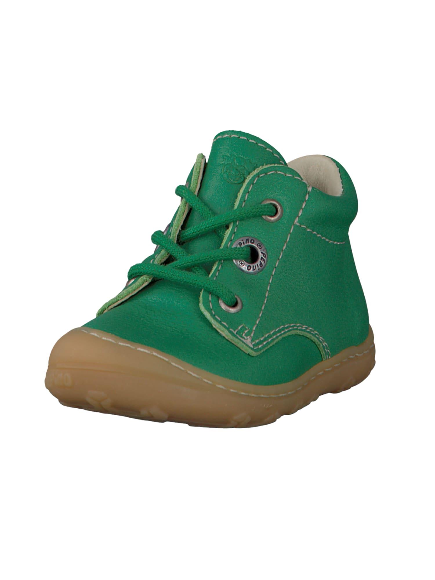 Botičky pro první krůčky zelená Pepino