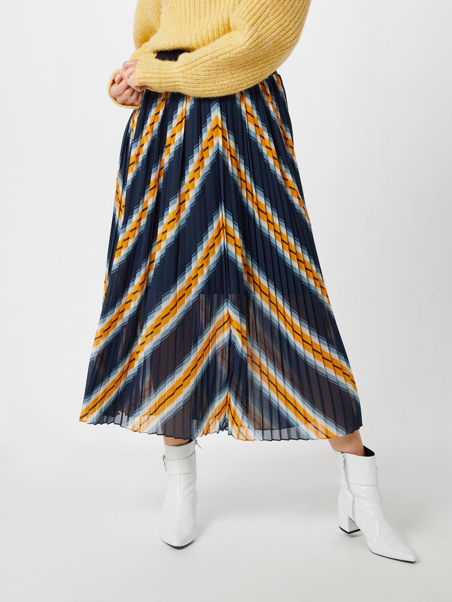 just female - Rock 'Line skirt'