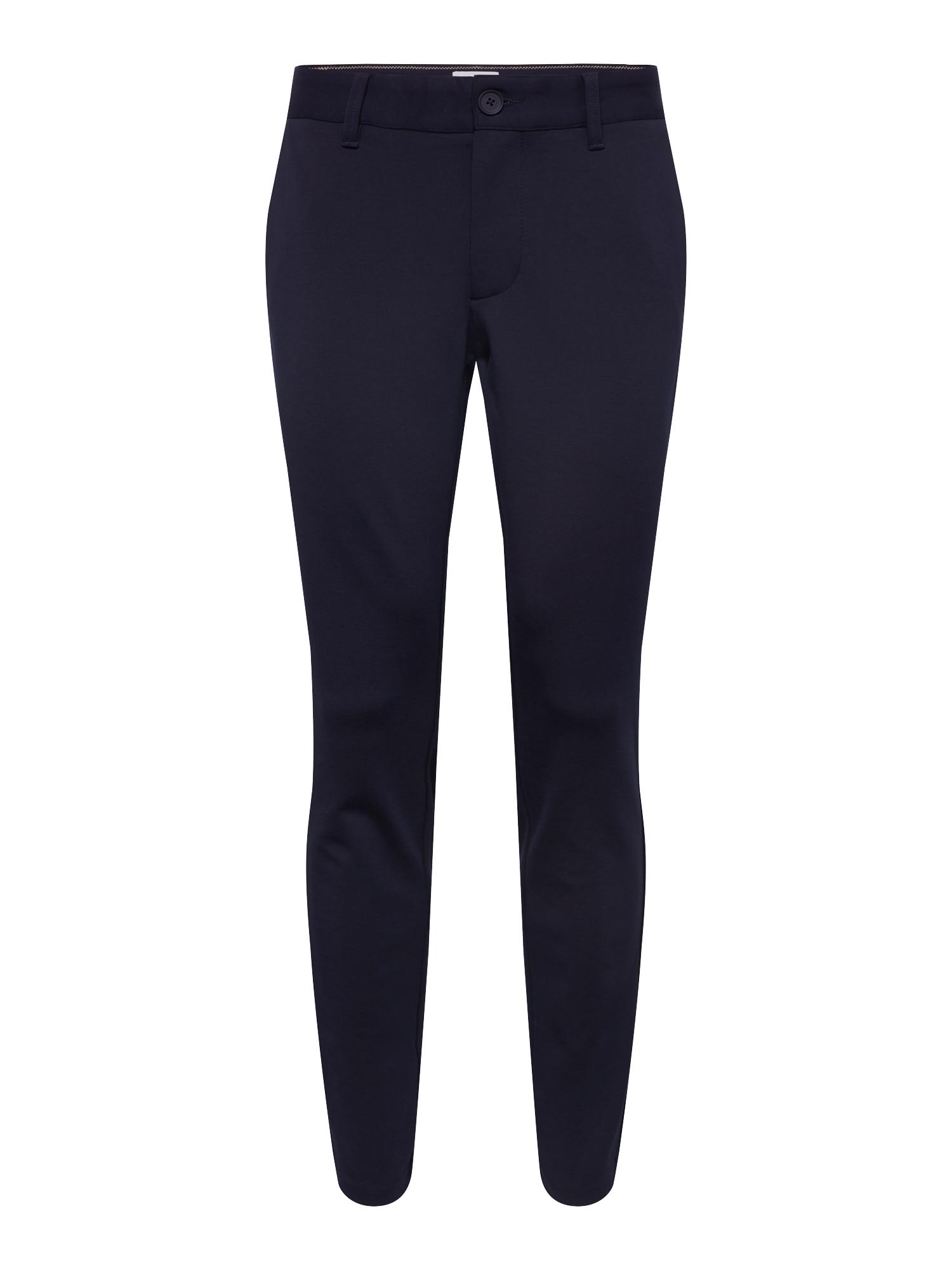 Chino kalhoty MARK PANT GW 0209 námořnická modř Only & Sons