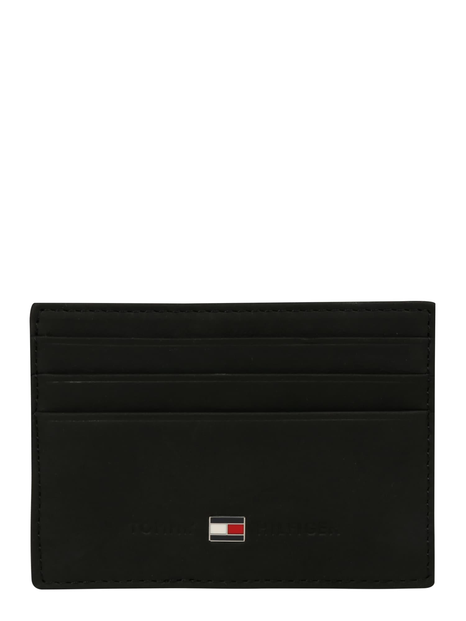 Peněženka JOHNSON červená černá bílá TOMMY HILFIGER