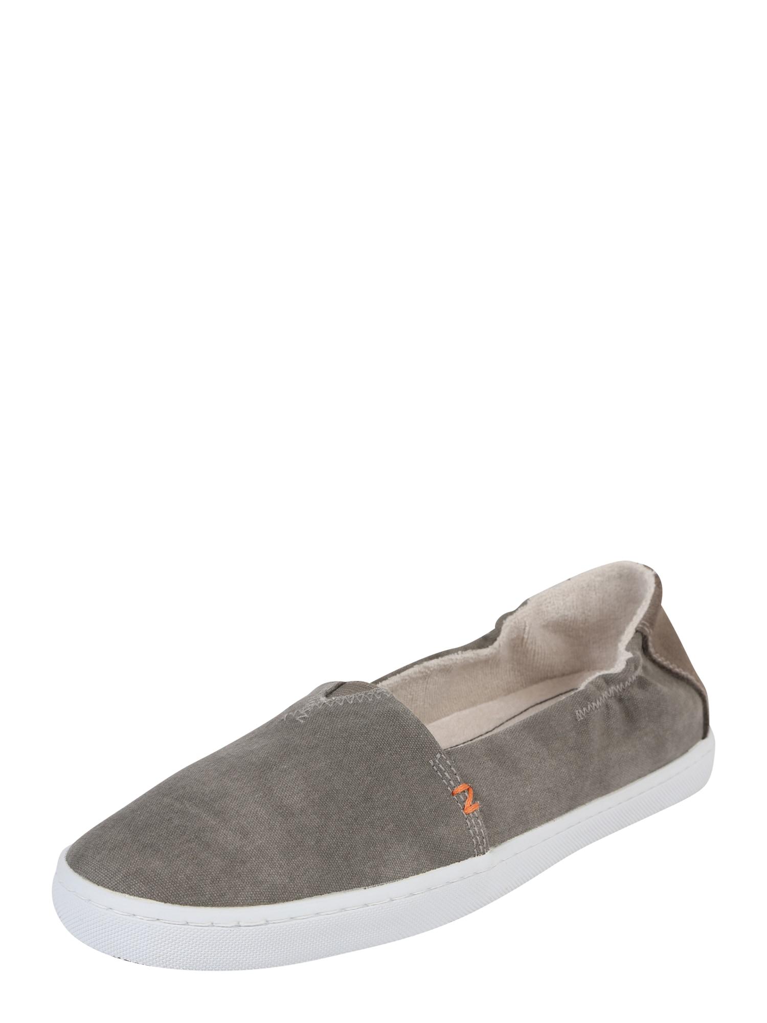 Slip on boty Fuji šedá HUB