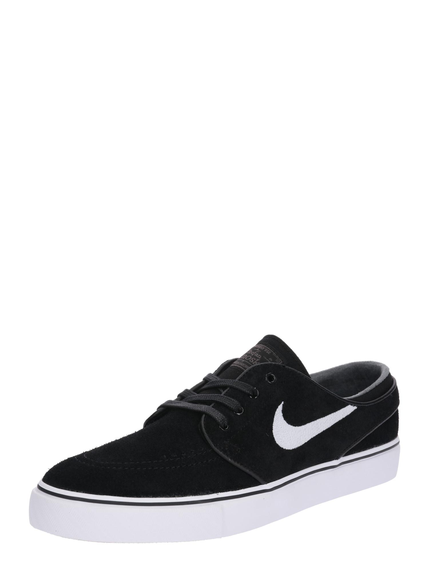 Tenisky Air Zoom Stefan Janoski černá bílá Nike SB