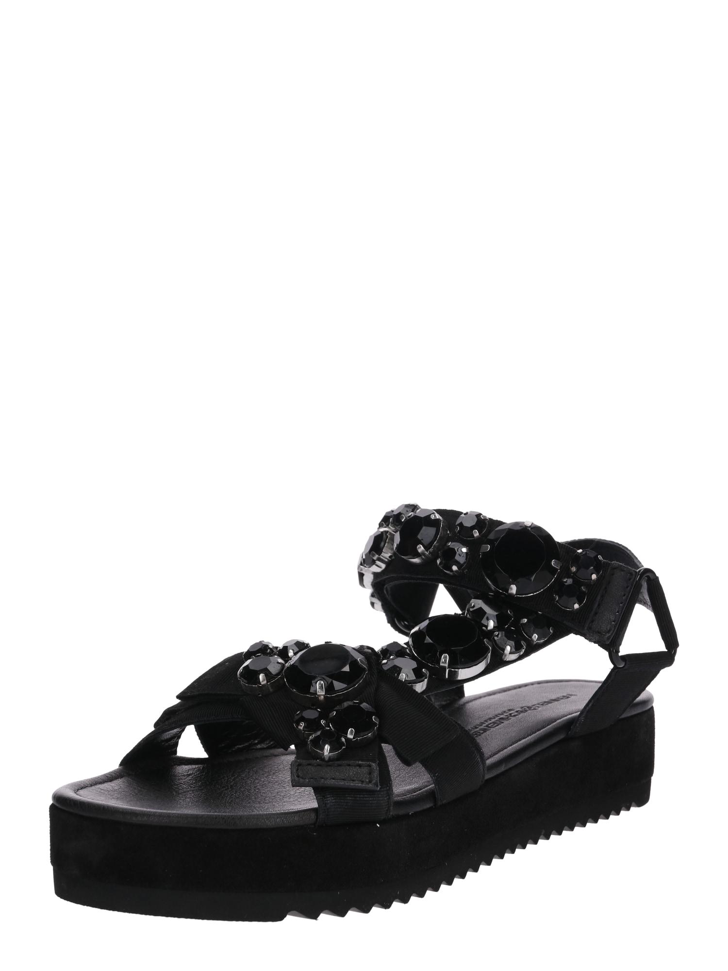 Sandály Neo černá Kennel & Schmenger