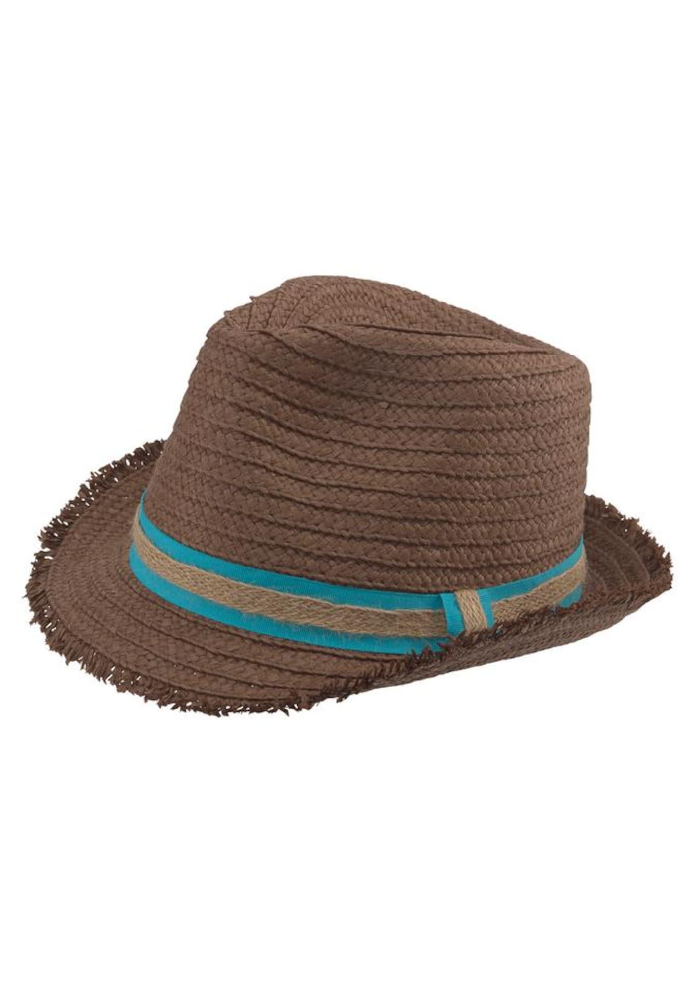 Strohhut   Accessoires > Hüte > Strohhüte   Braun   J. Jayz