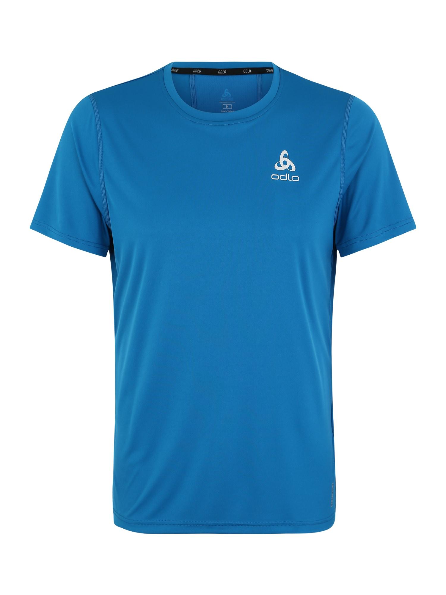 Funkční tričko Ceramicool ELEMENT modrá ODLO