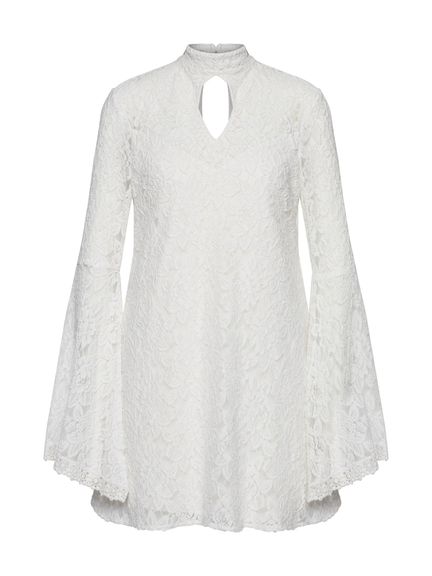 Koktejlové šaty VANAJA bílá Farina Opoku